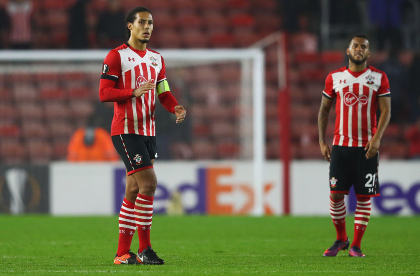 Report claims Virgil van Dijk wants Liverpool move