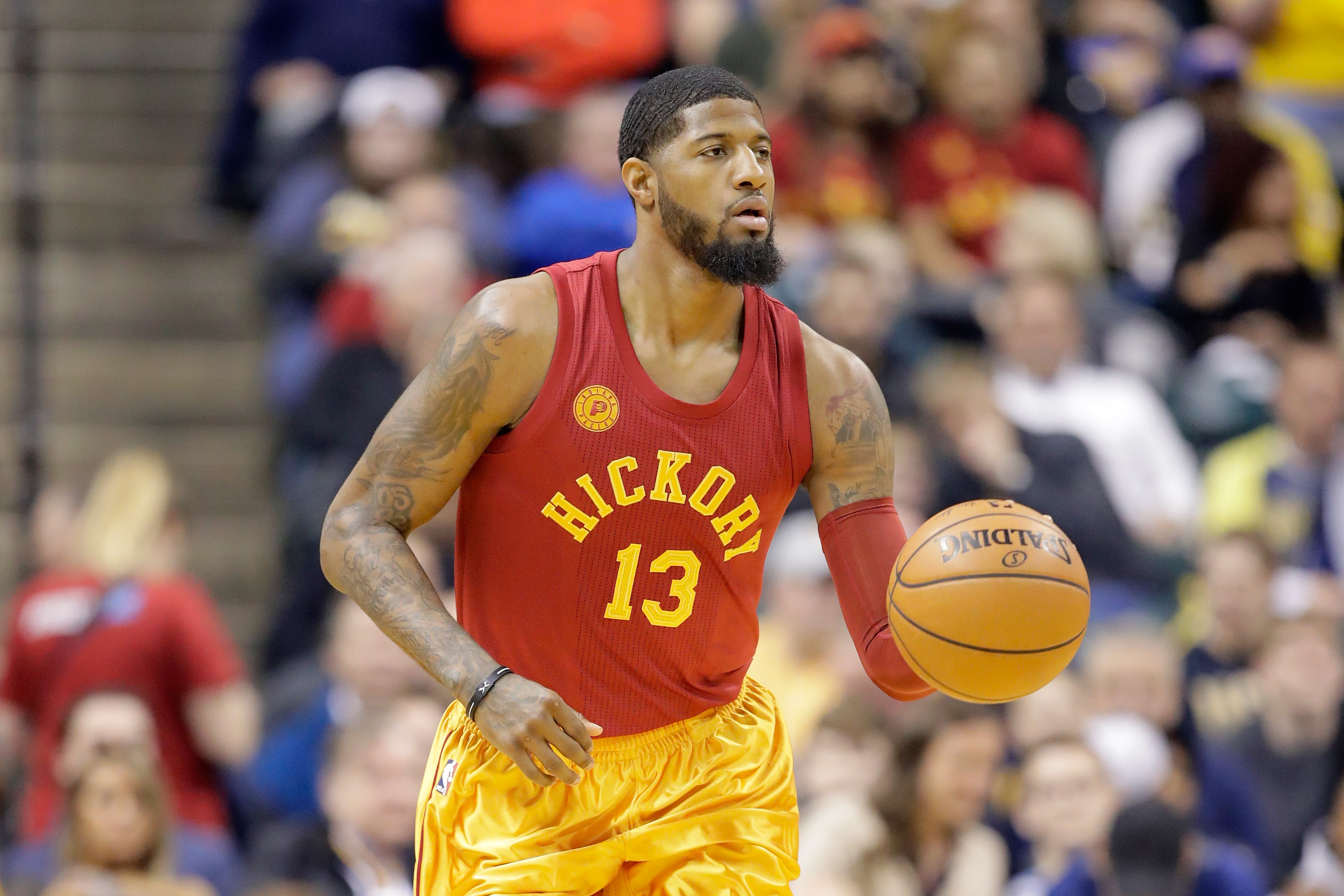 NBA Trade Grades: Thunder scoop Paul George from Pacers ...