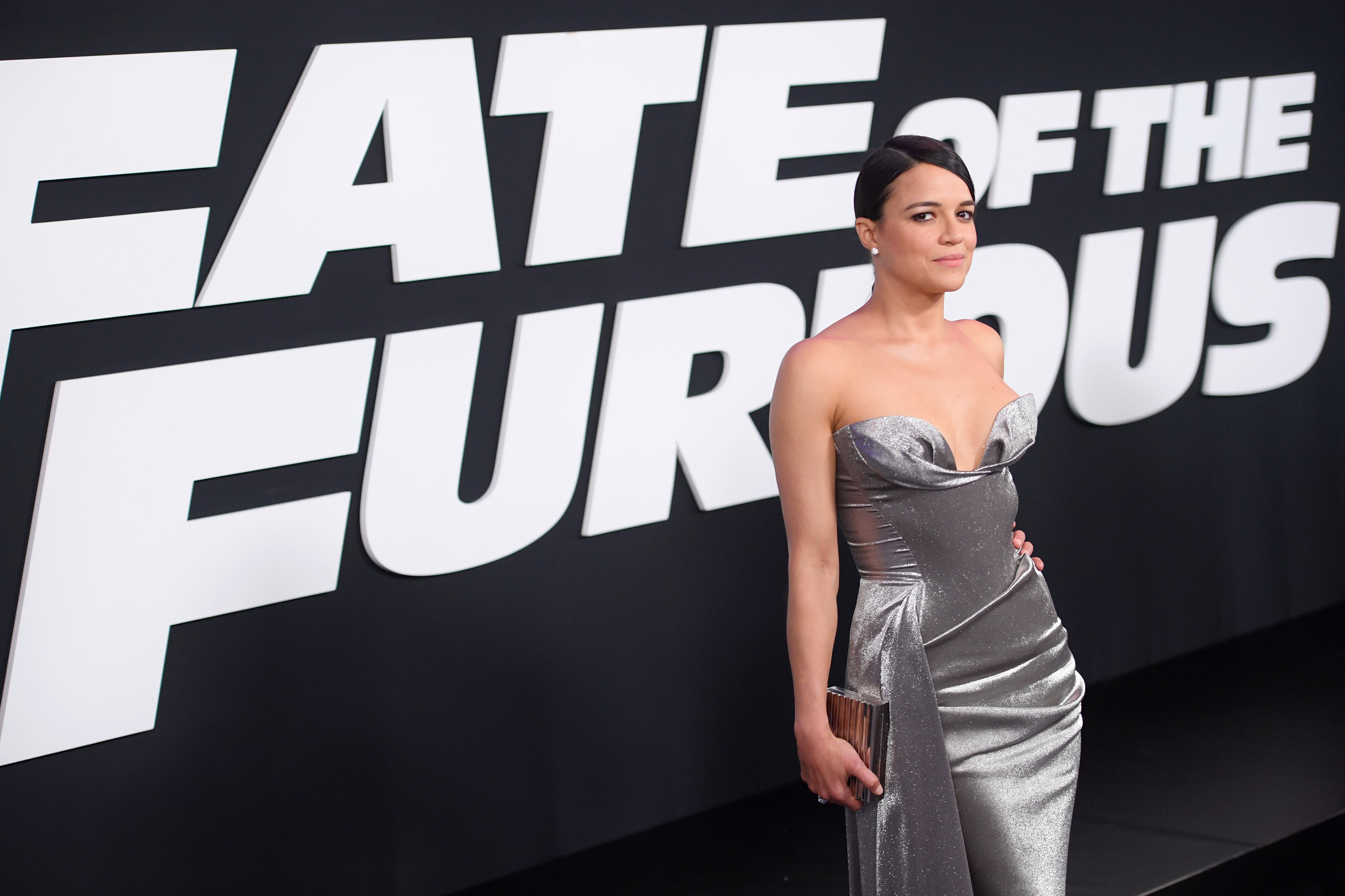 Michelle Rodriguez threatens to leave 'Fast and Furious' franchise over sexism