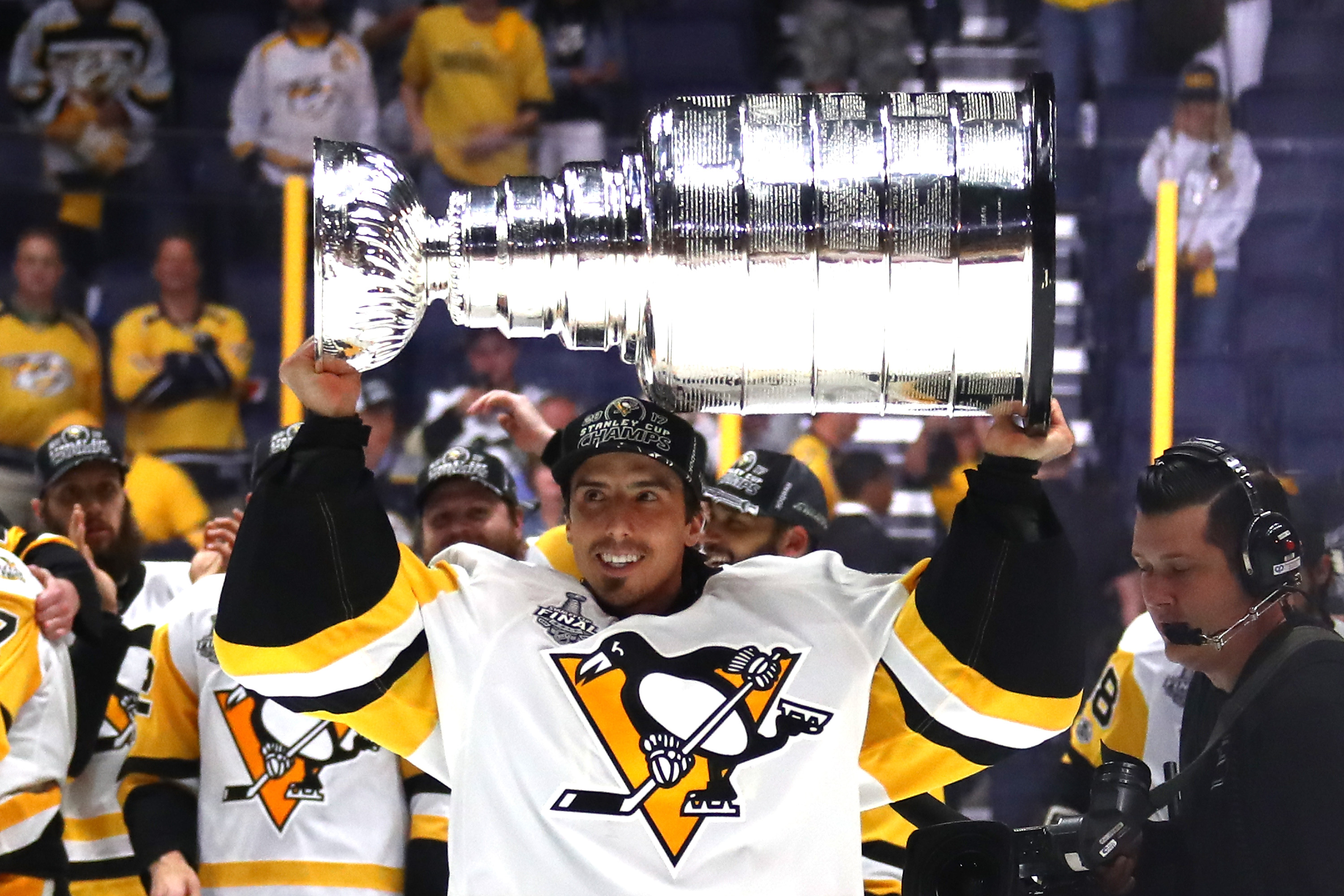 Marc Andre Fleury Stanley Cup Marc-Andre Fleury agre...