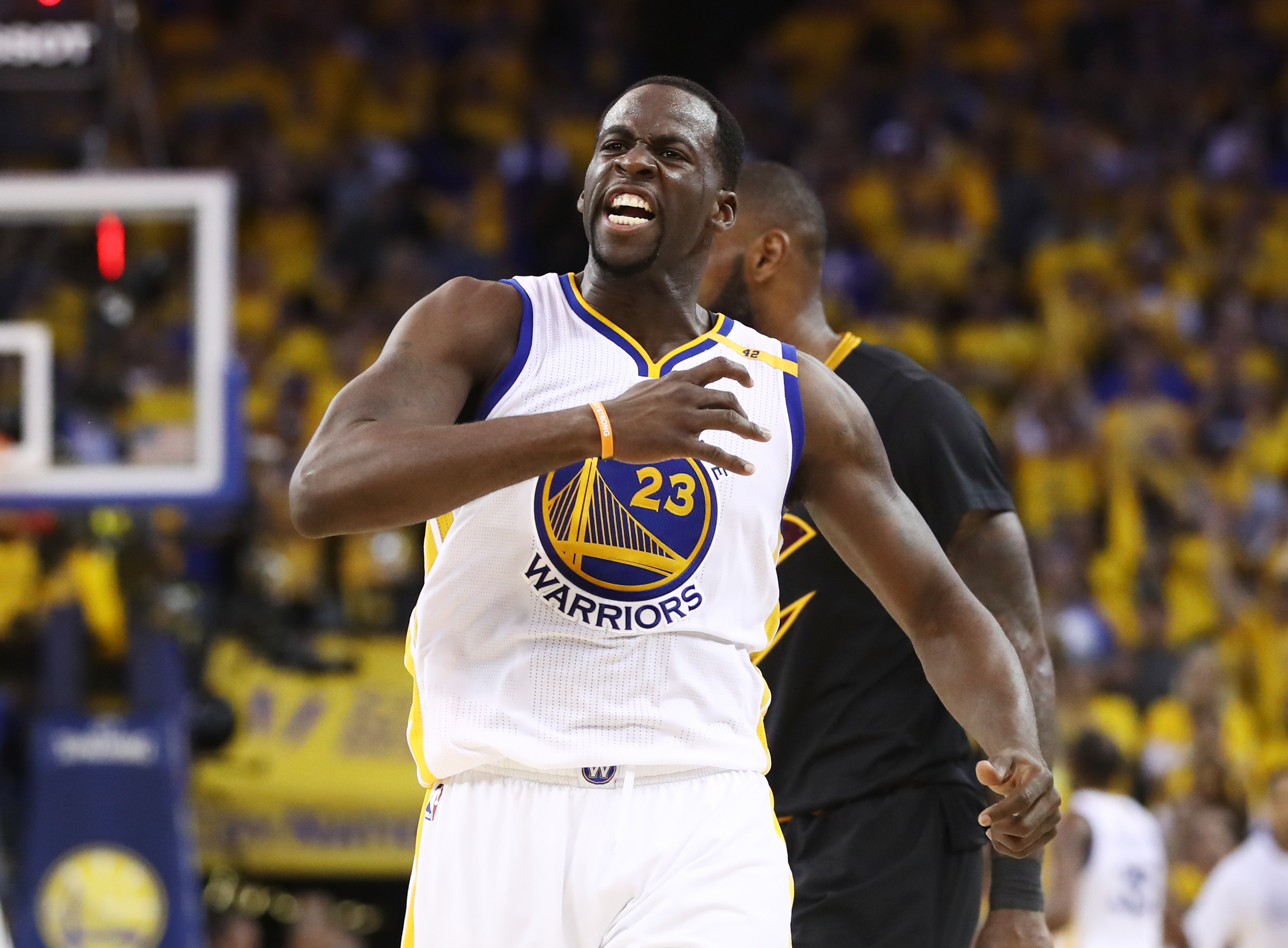 Golden State Warriors: Draymond Green is Defensive Player ...