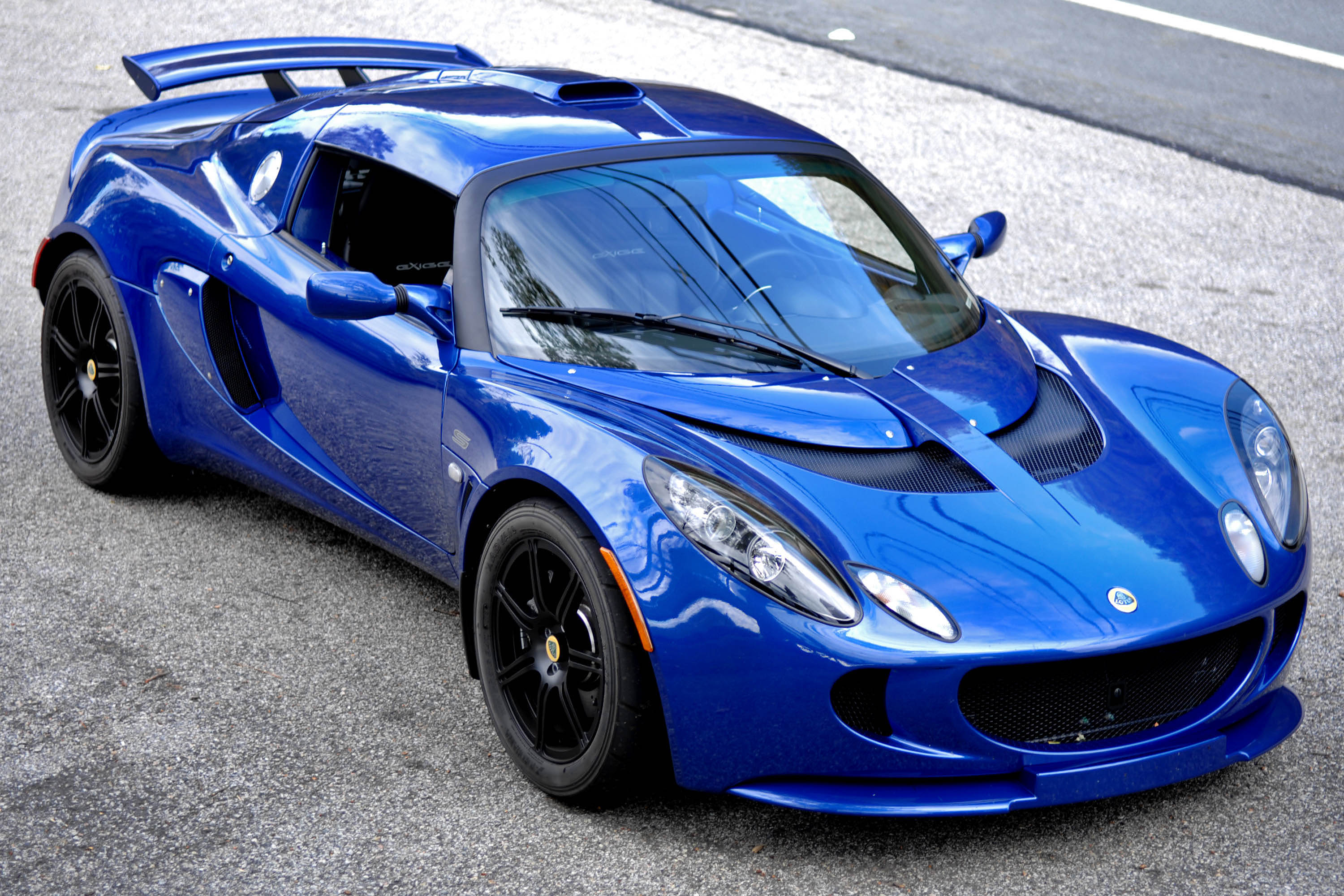 jerry seinfeld owned badass lotus exige s 260 sold for 90 400. Black Bedroom Furniture Sets. Home Design Ideas