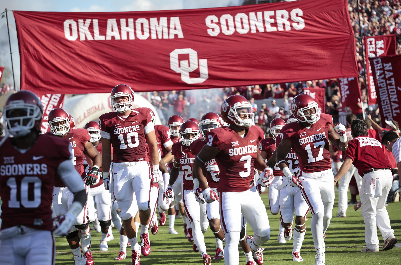 Oklahoma football fun fact -- 2017 season kickoff in 39 days
