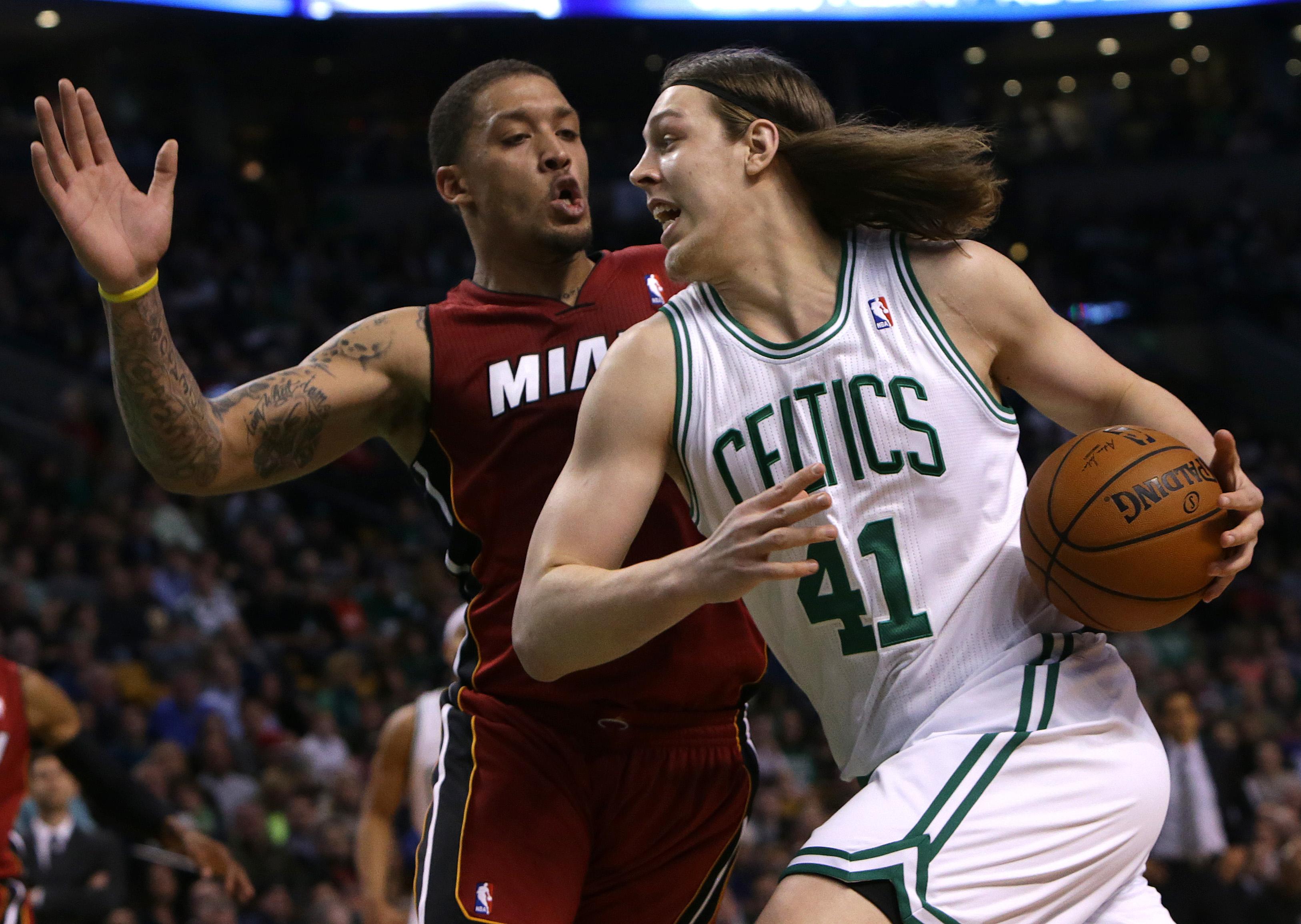 Heat Vs Celtics: Miami Heat: Selecting A Starting Power Forward For 2017-18