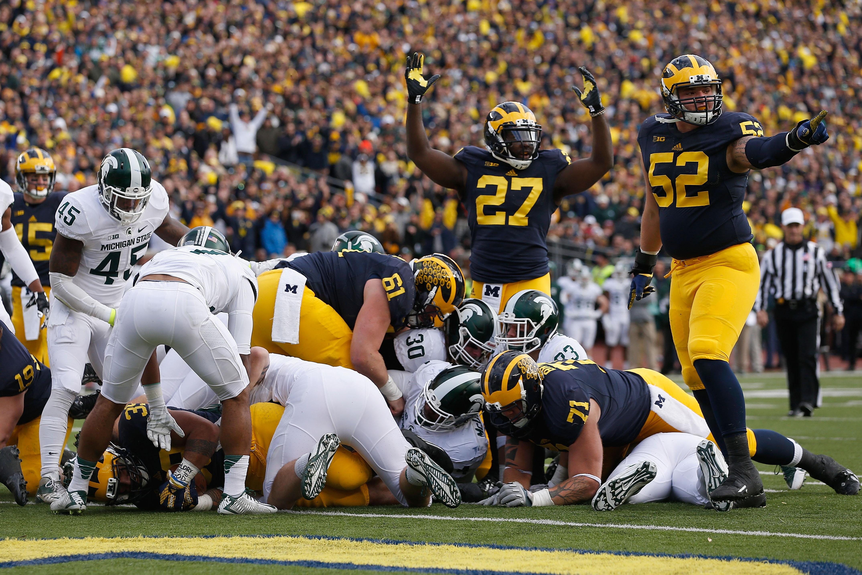 Michigan Football: Tyrone Wheatley Jr. On John Mackey ...