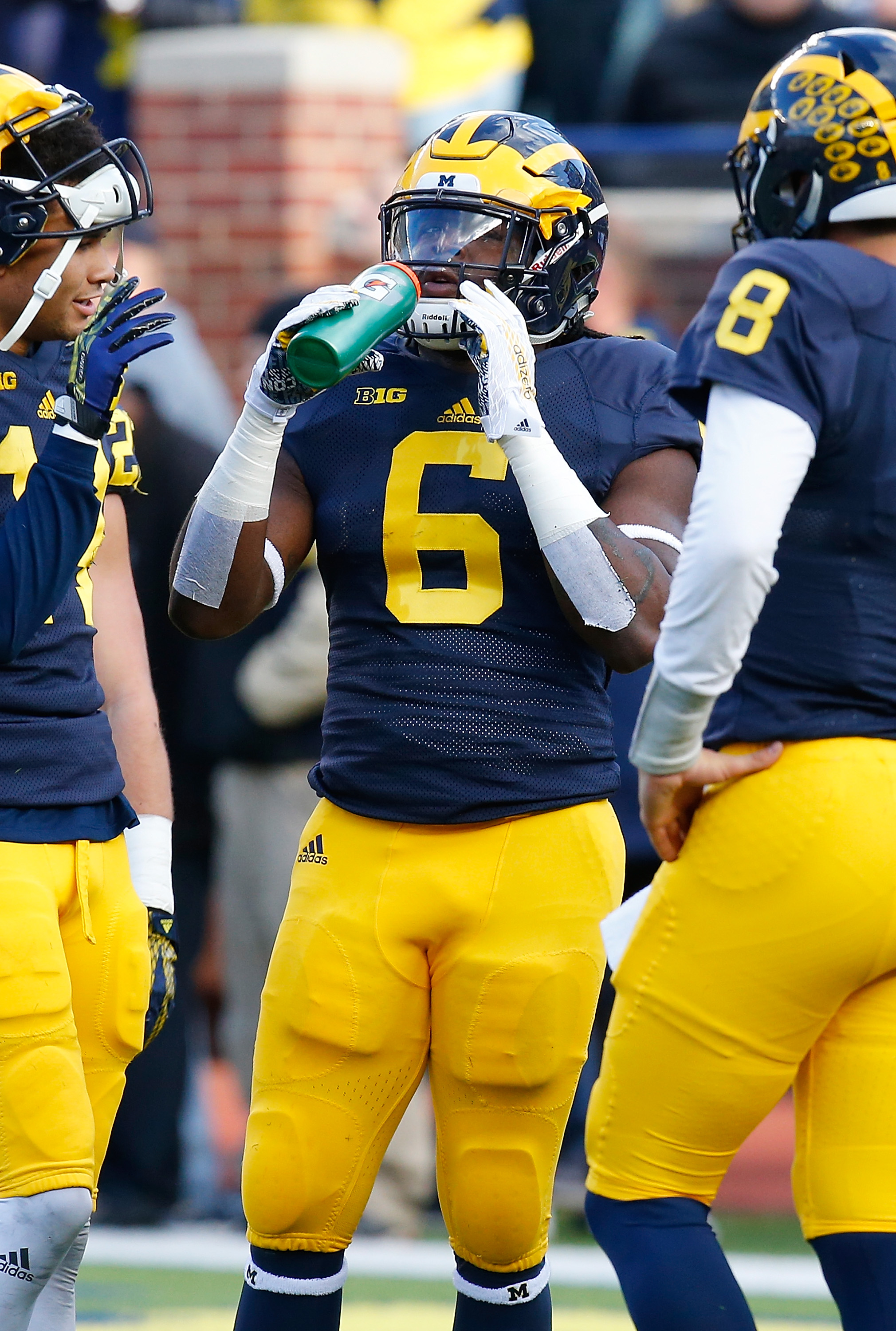 Michigan Football: What impact will Kareem Walker have ...