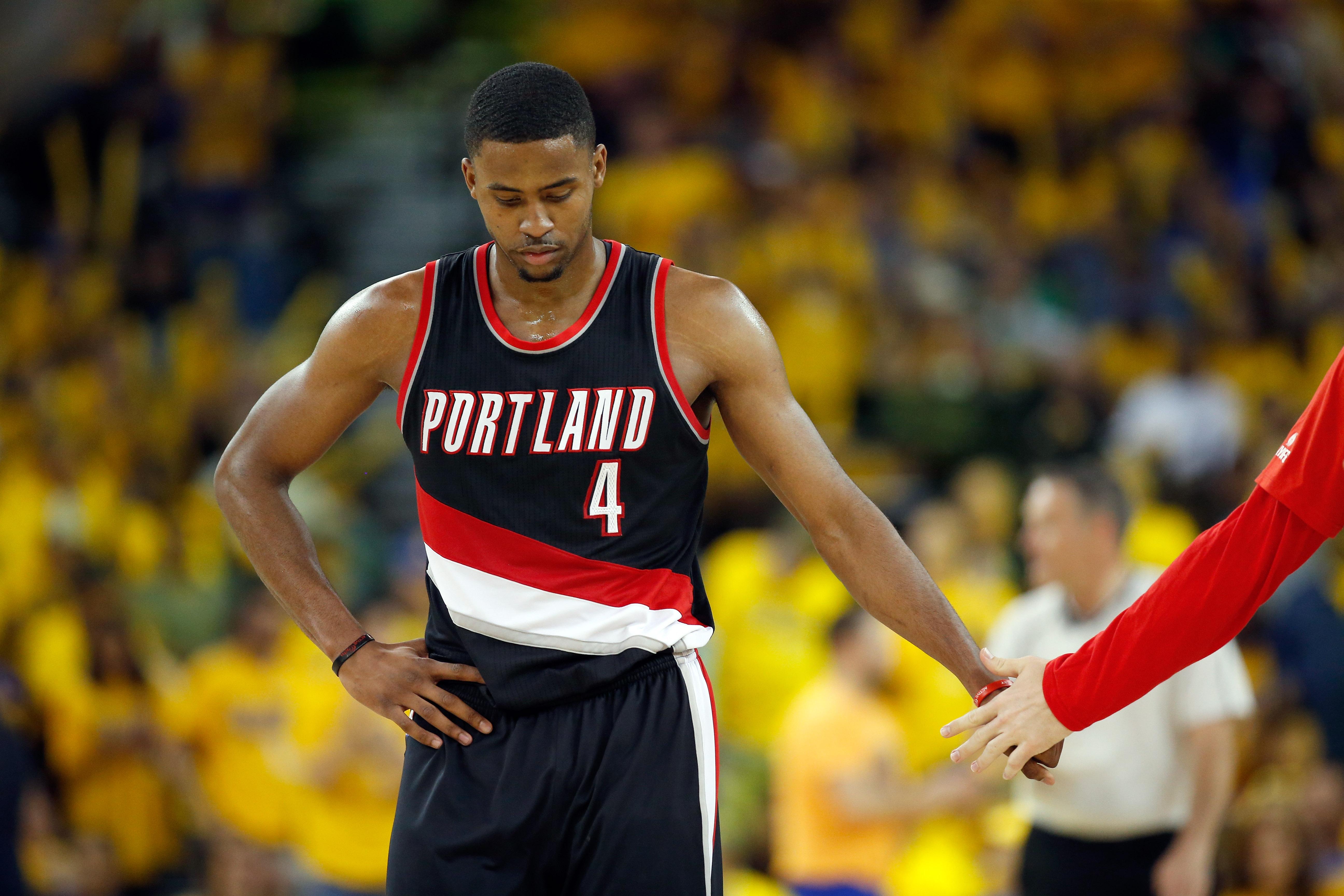 Portland Trail Blazers: Harkless says career year was good