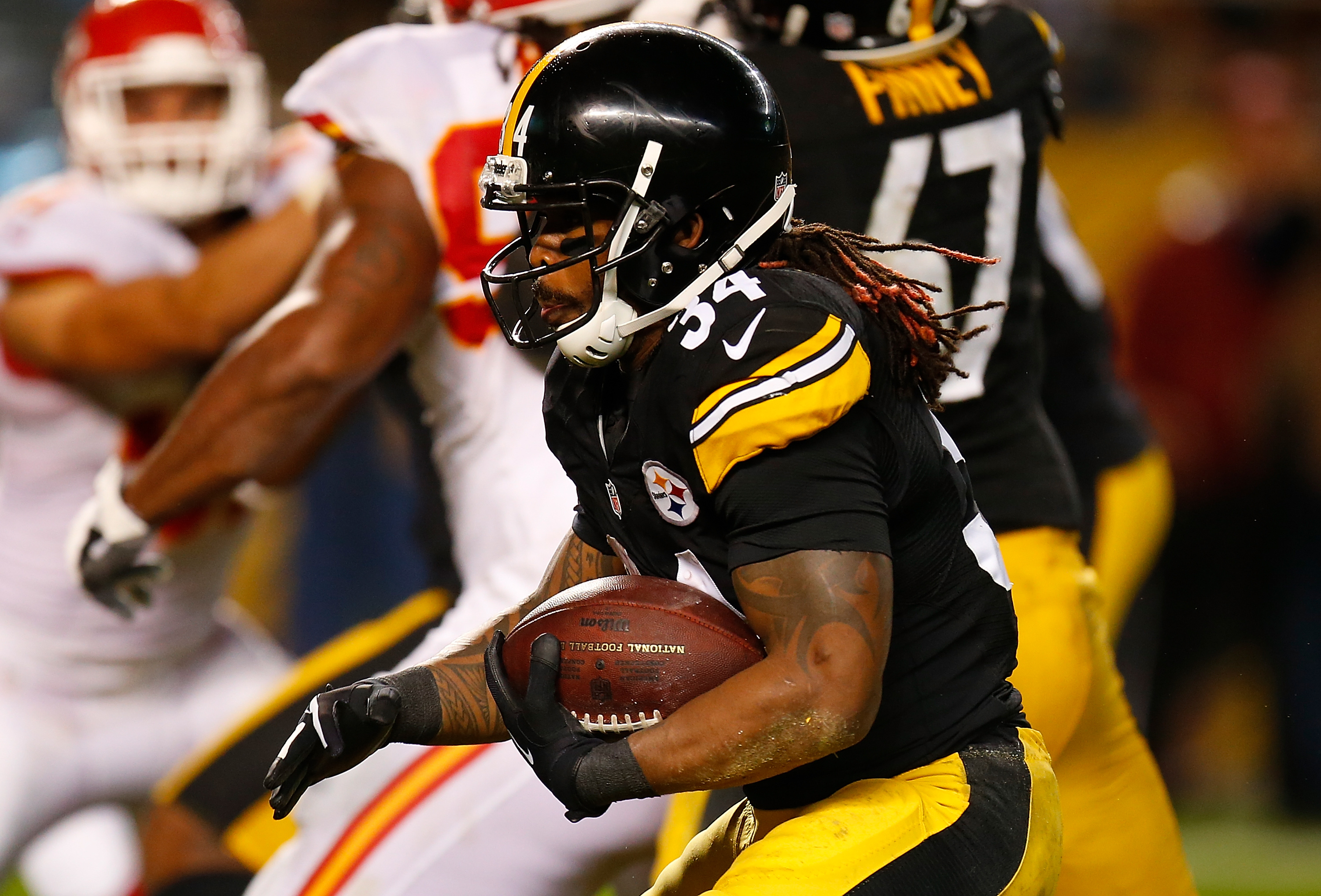 DeAngelo Williams trashes Cowboys fanbase: 'They can't handle defeat'