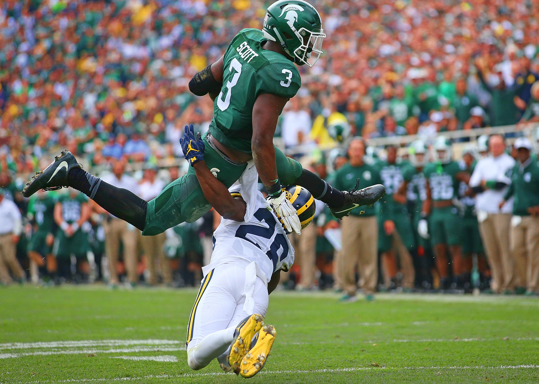 Michigan State Football: Athlon Sports predicts Quick Lane ...