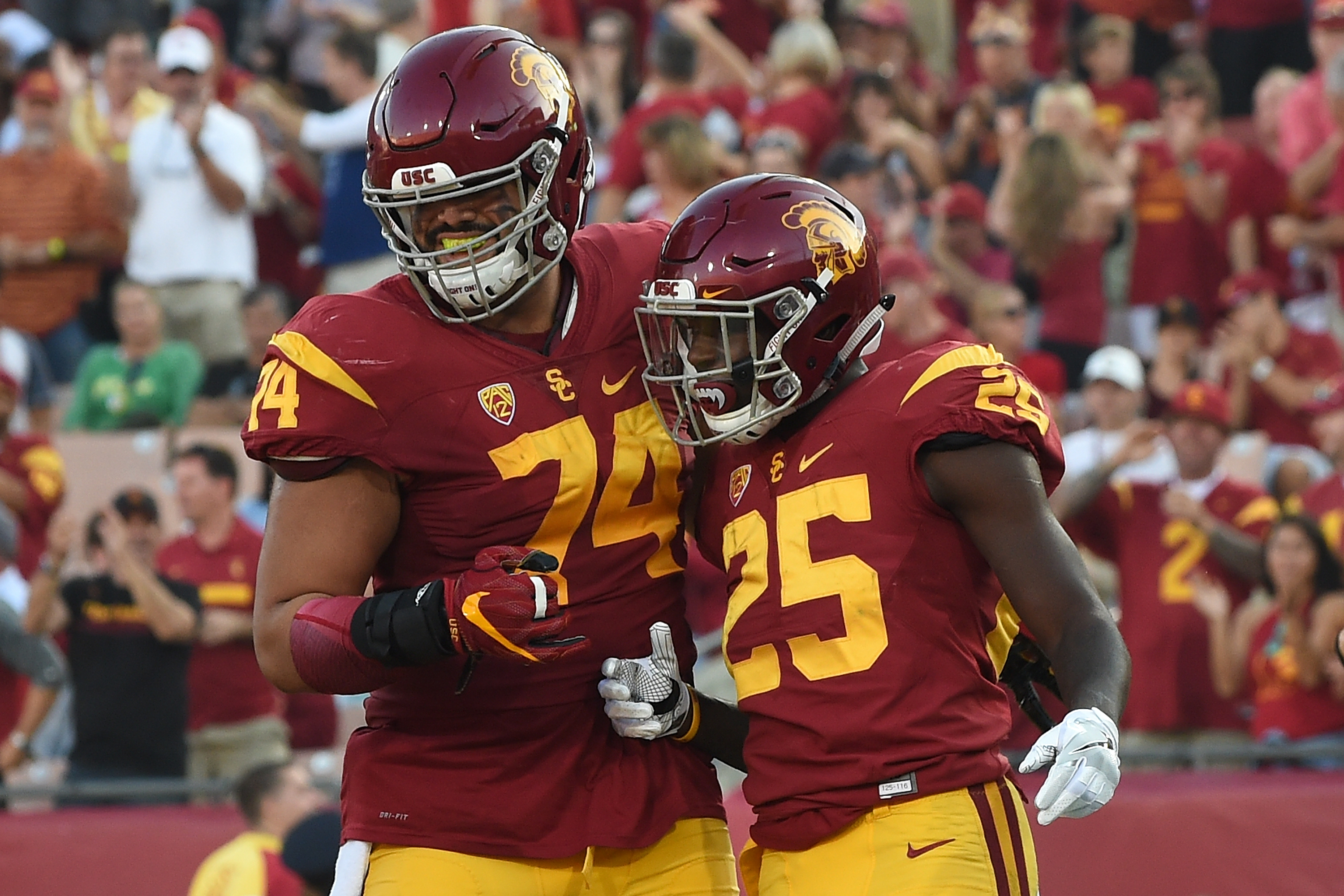 USC Football 2017 preseason Top 25 rankings round up