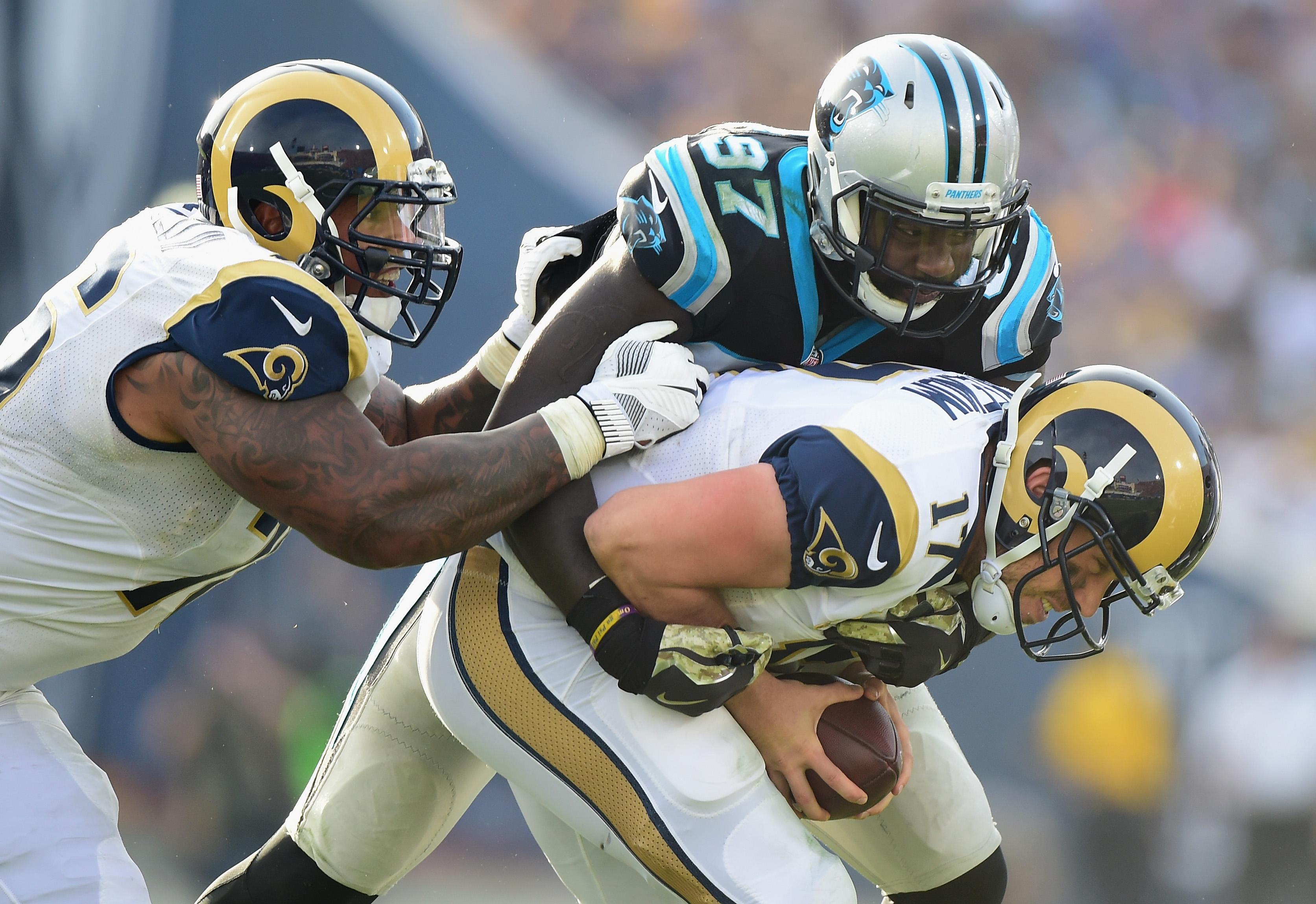 Carolina Panthers Roster Analysis: Mario Addison, DE