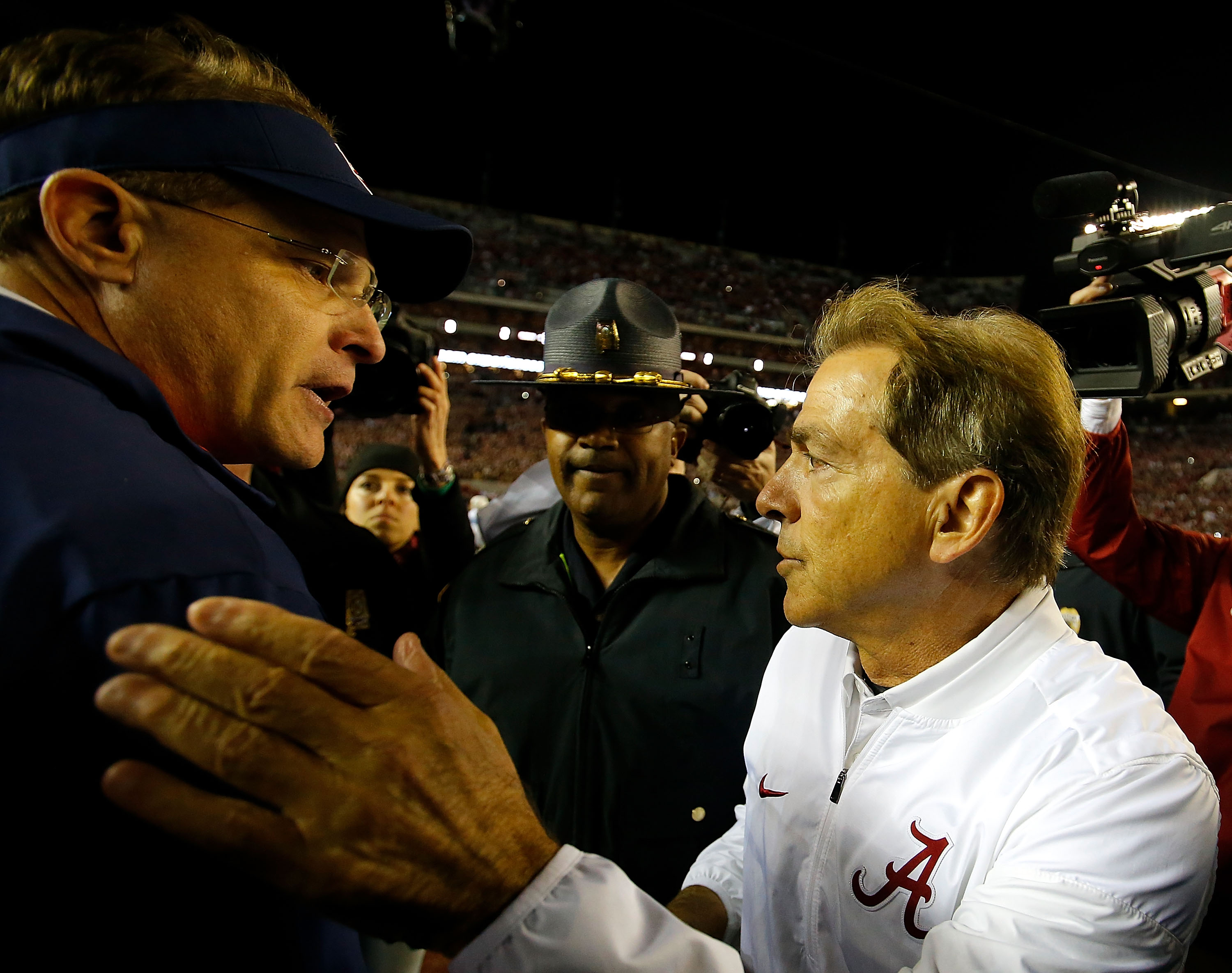 Nick Saban says Florida State is built like an 'SEC team'