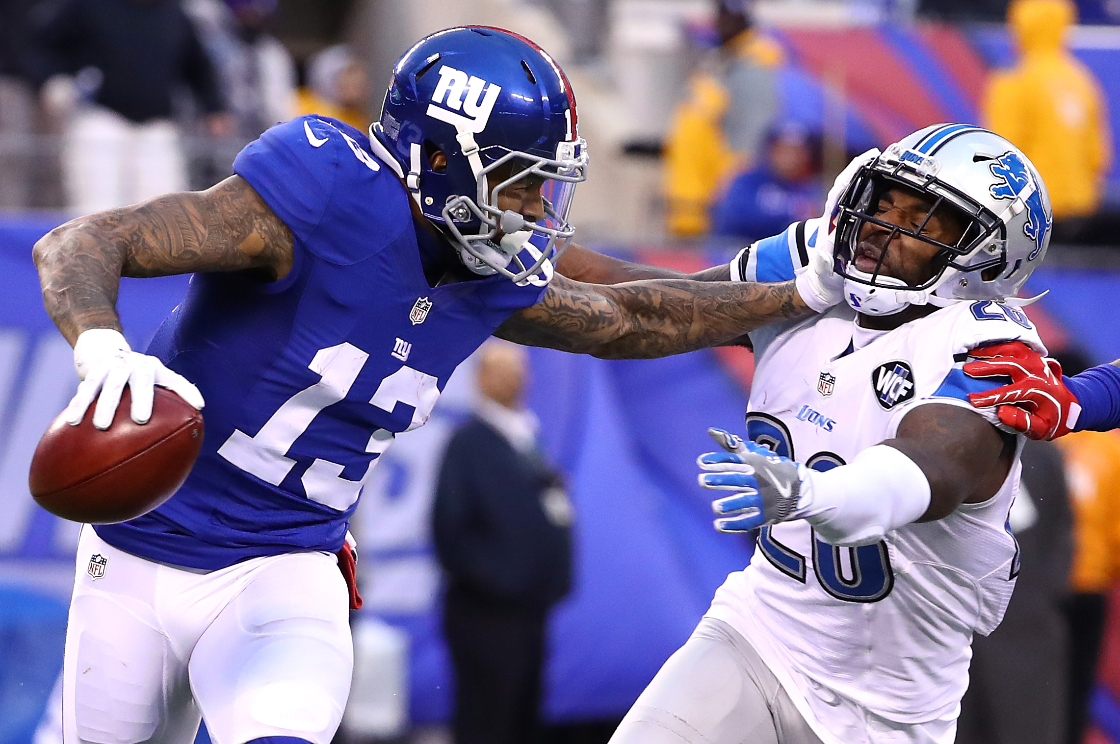 New York Giants: Odell Beckham Jr. is growing up