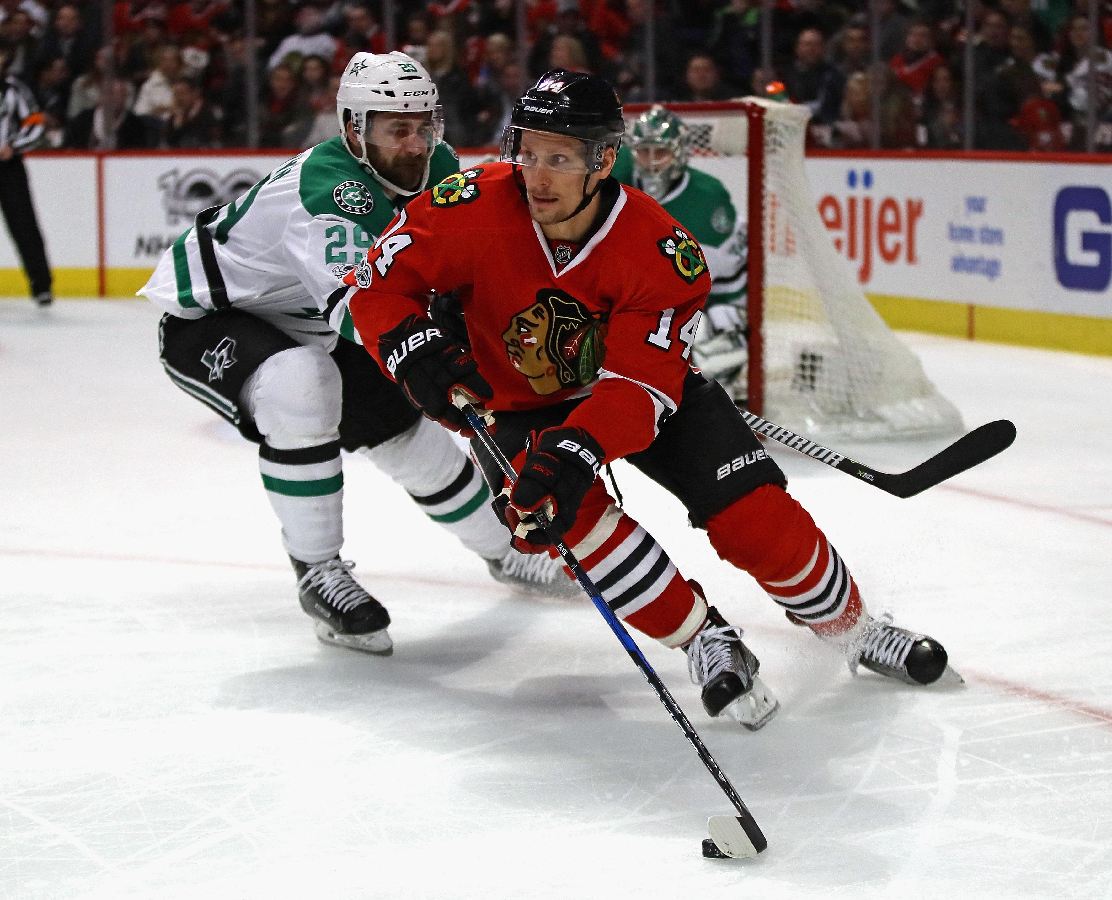chicago eishockey