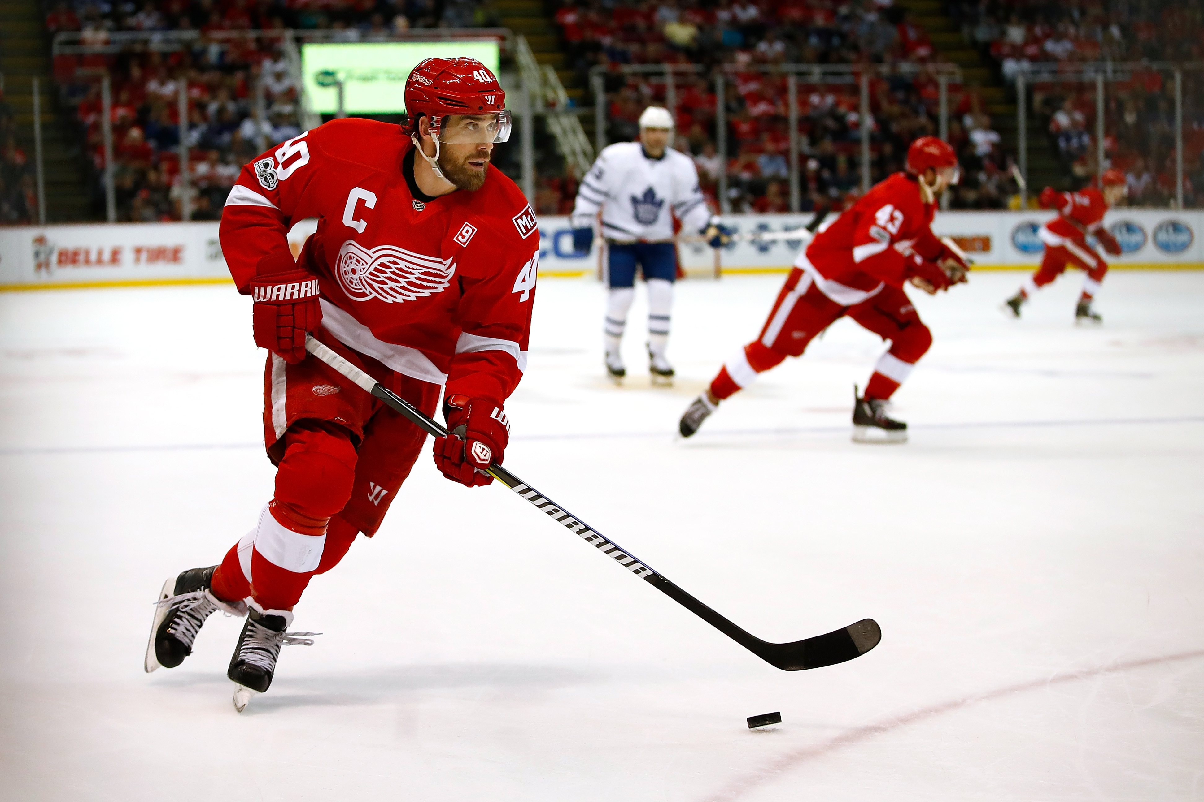 Detroit Red Wings Players See Movement in NHL Fantasy 250 ...