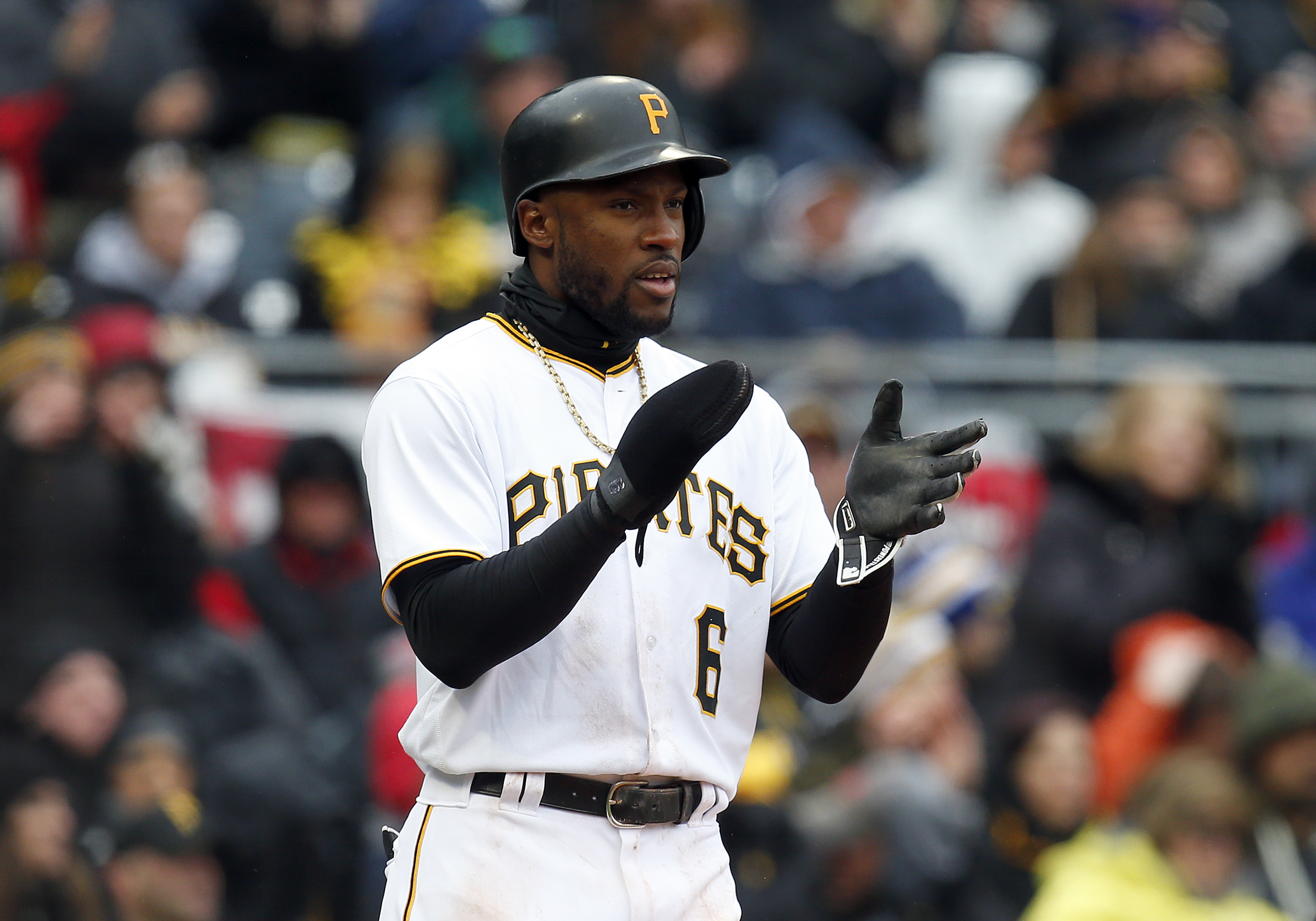 What Should the Pirates do when Starling Marte Returns?