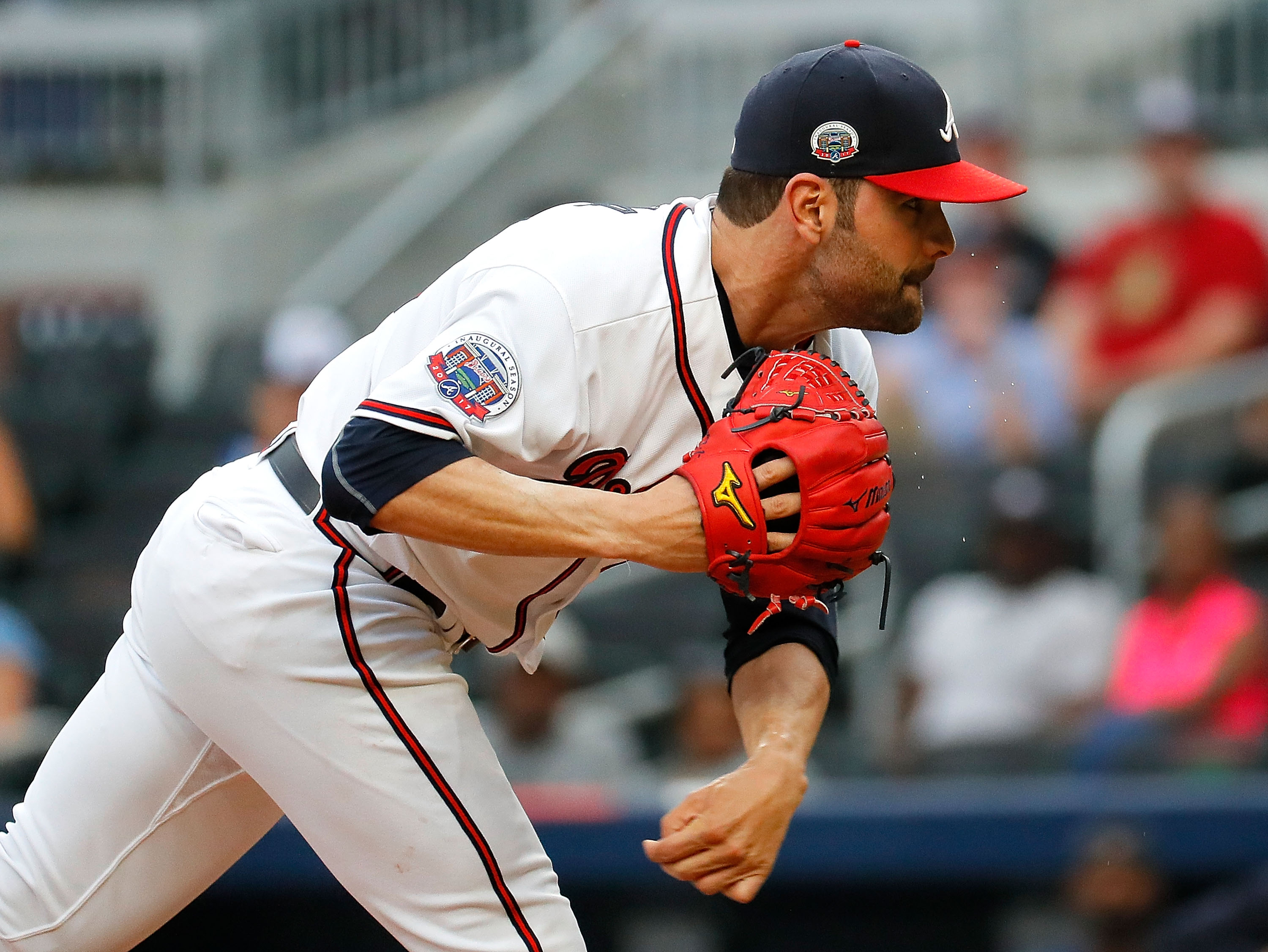 Atlanta Braves knock on Wood, trample Los Angeles Dodgers 12-3