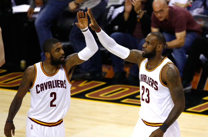 Kobe Bryant Addresses Rumors of Him Influencing Kyrie Irving's Trade Demands