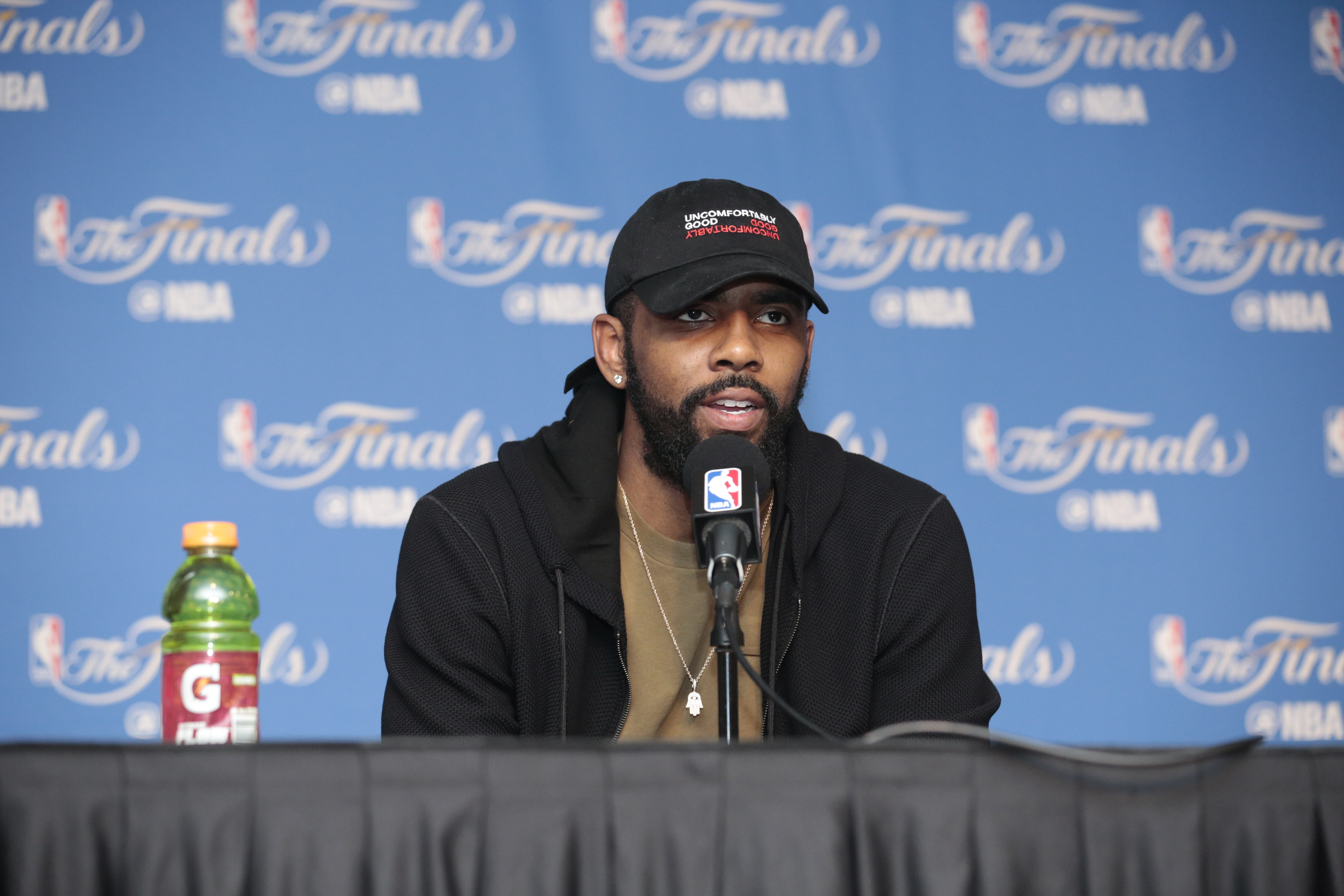 LeBron James leaked Kyrie Irving trade, Stephen A. Smith says so