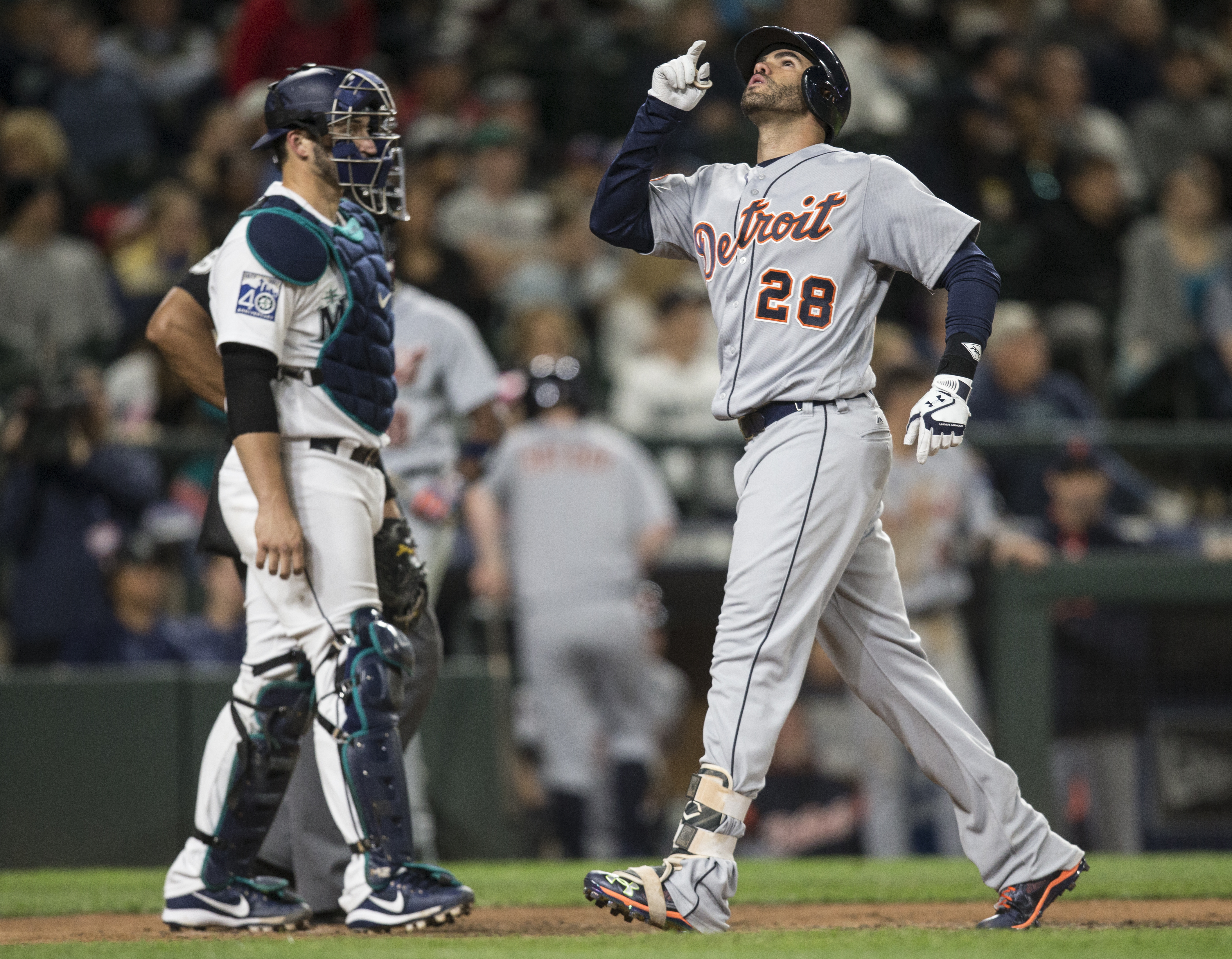 Astros send prospects to Tigers for JD Martinez