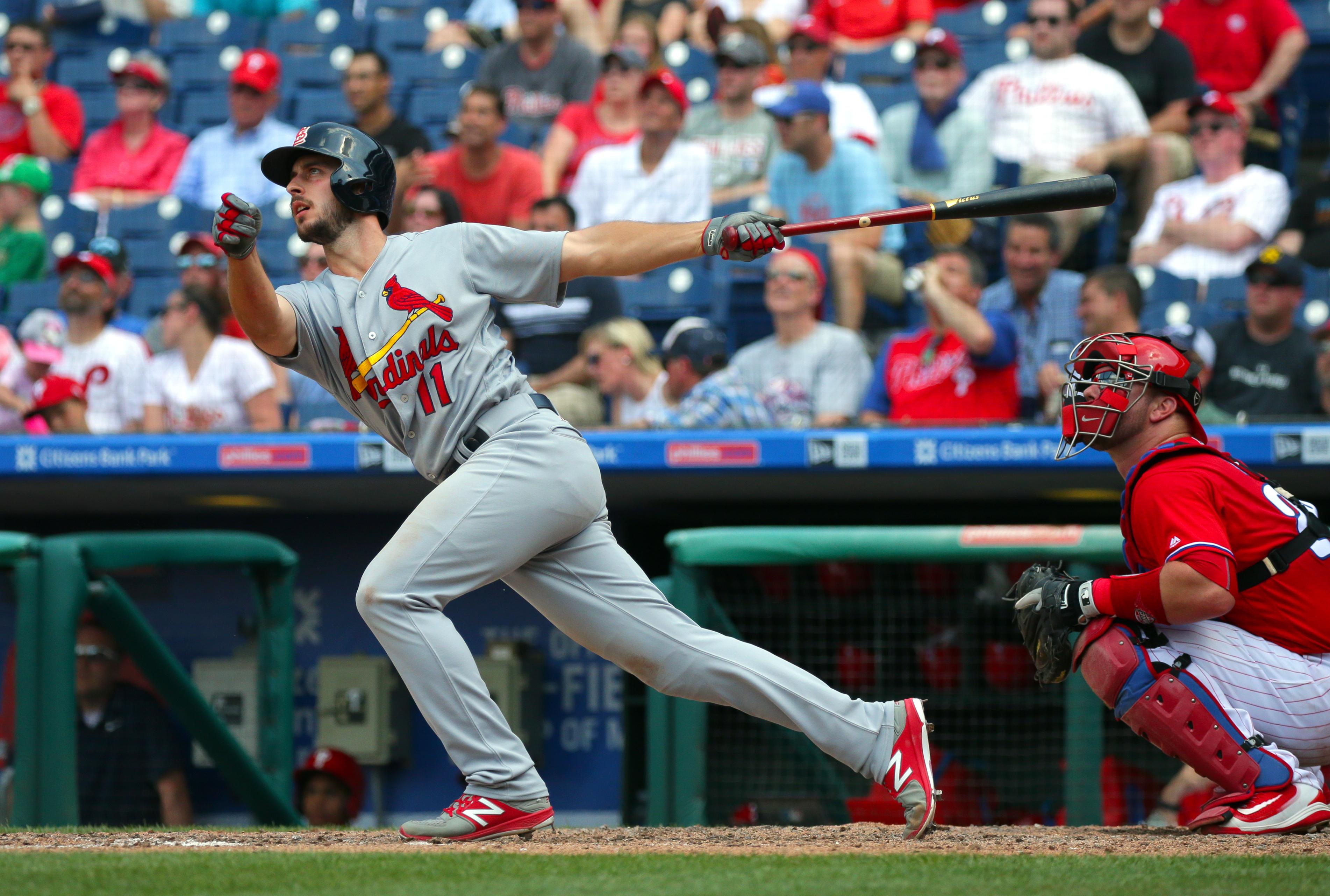 Cardinals Paul Dejong Keeps On Mashing Wavier Wire Add