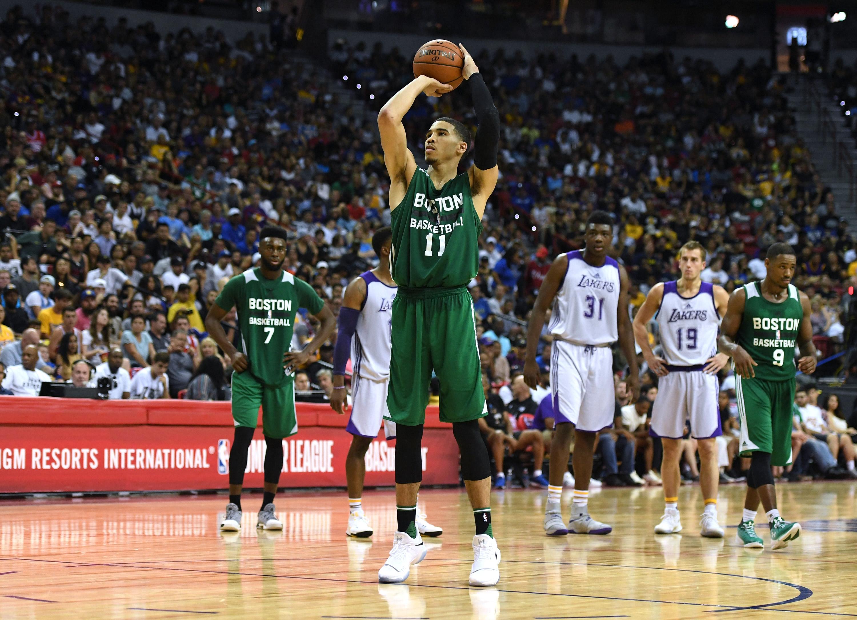 Boston Celtics Giving Jayson Tatum Freedom in Summer League
