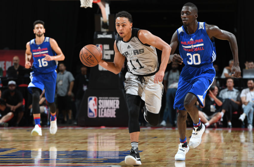 Image result for bryn forbes summer league