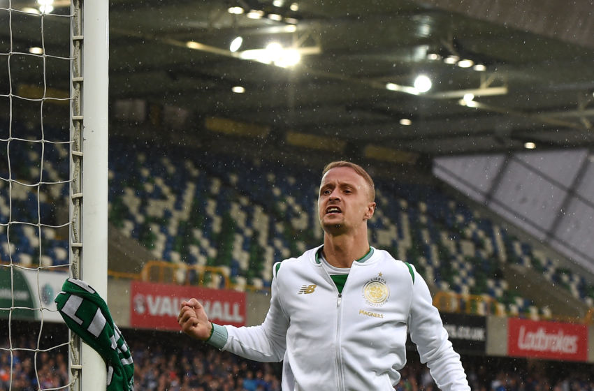Farcical UEFA charge Griffiths with 'Provoking' Linfield fans