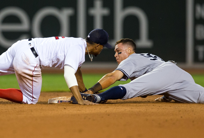 Boston Red Sox Boob Yankee