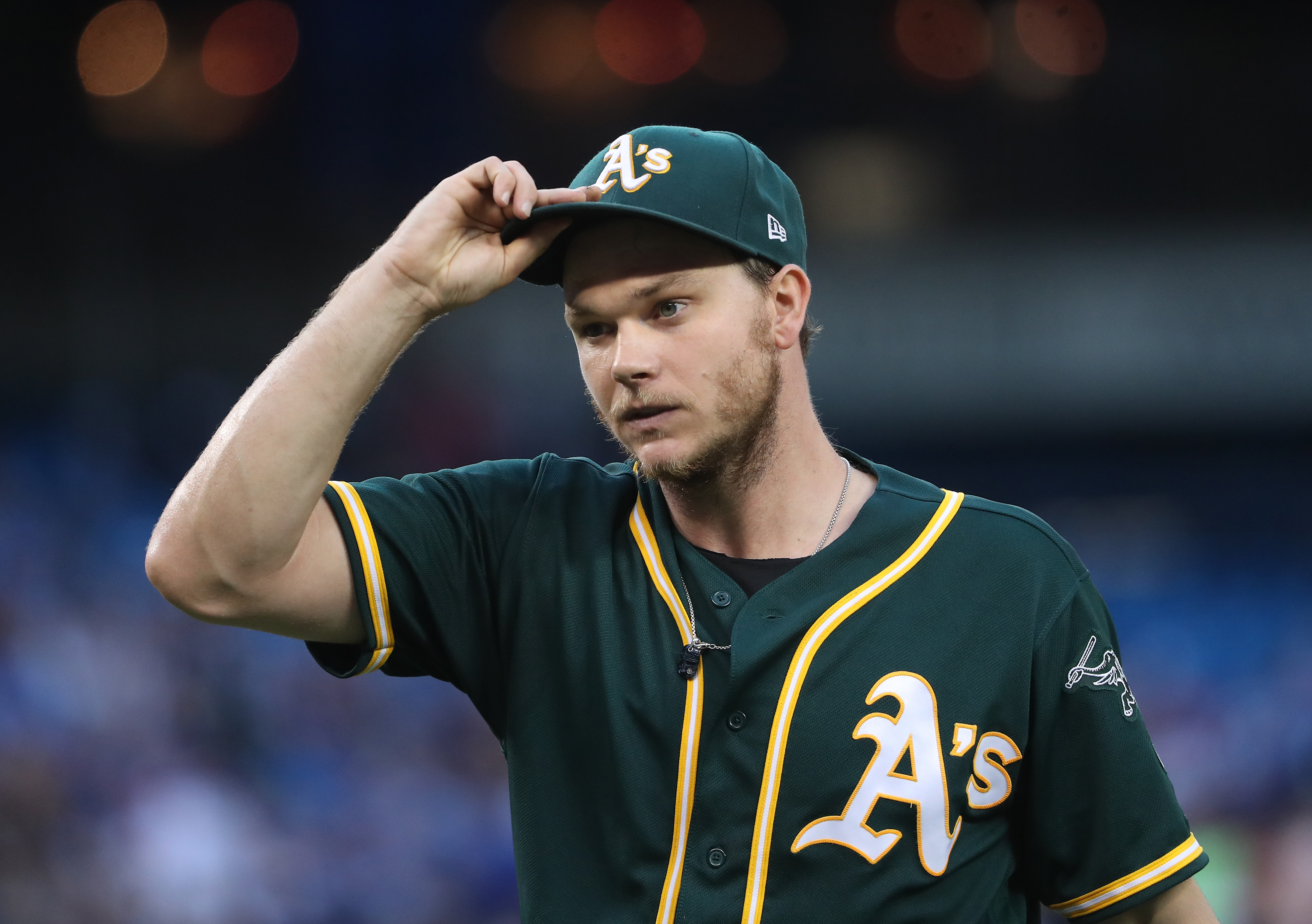 Heyman | Yankees and A's remain engaged on Gray trade talks