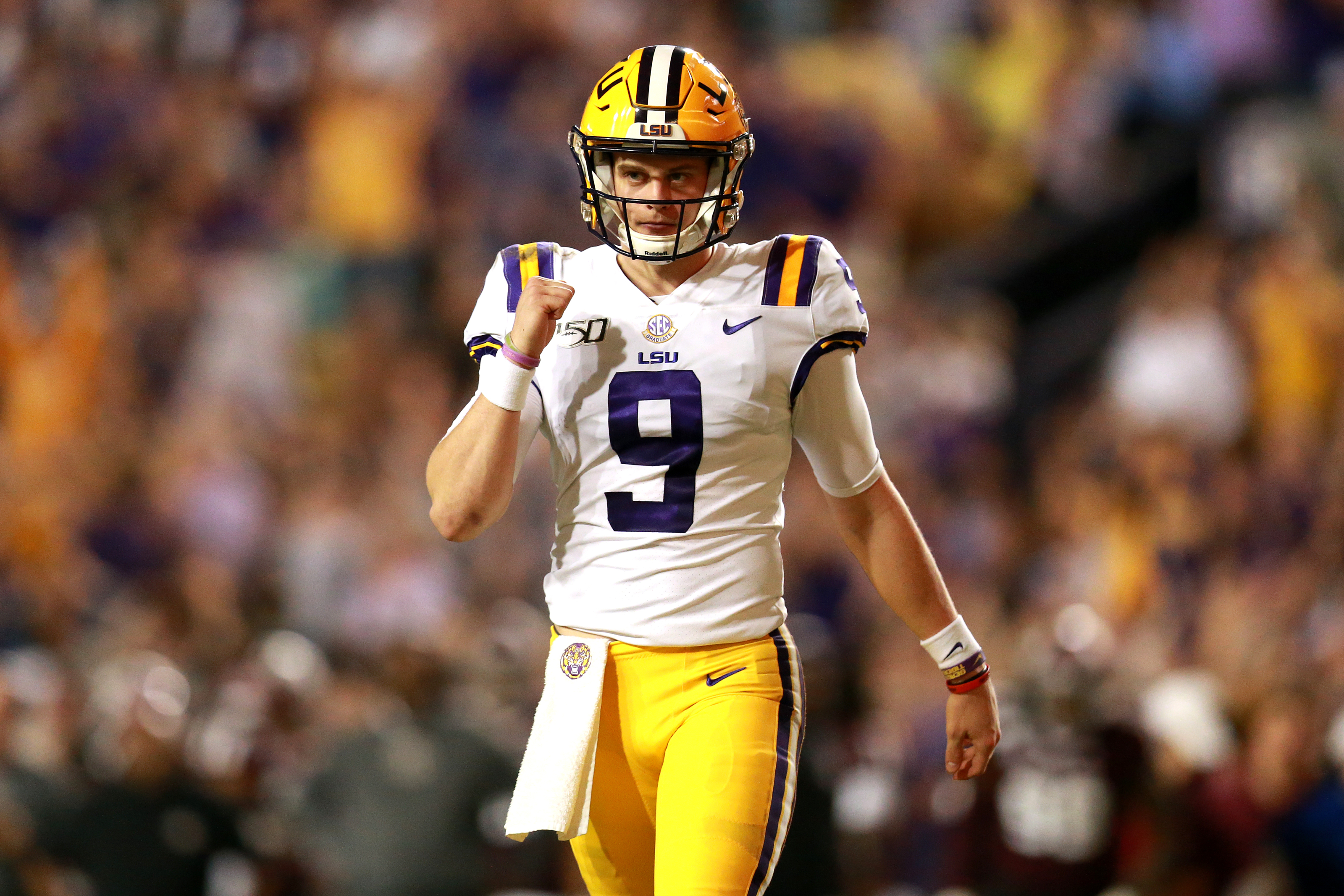 Joe Burrow refusing to play for the Bengals is on the table