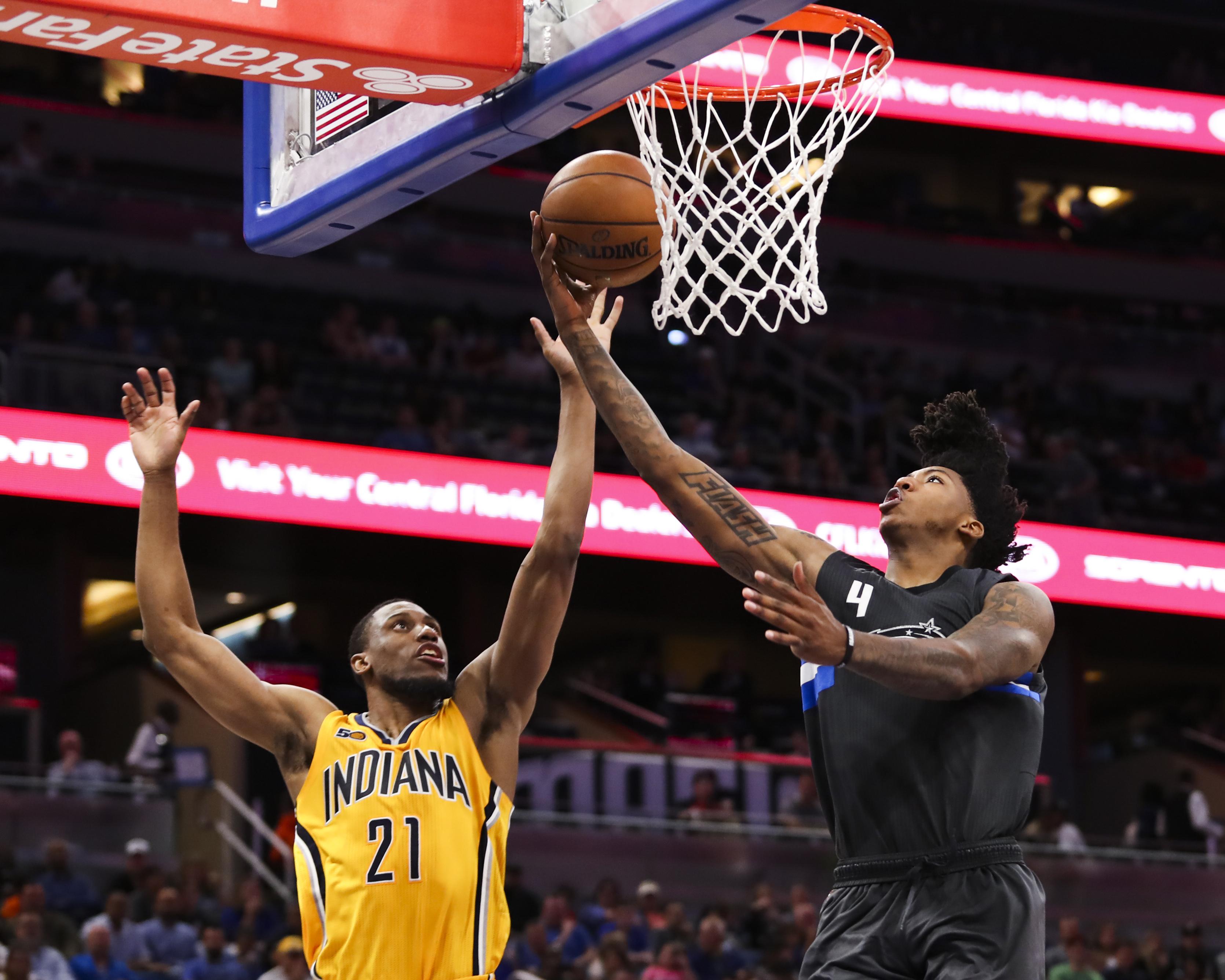 Orlando Magic Grades: Indiana Pacers 127, Orlando Magic 112