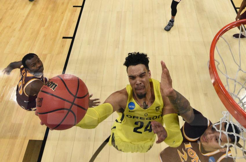 Dillon Brooks: OKC Thunder NBA Draft prospect series