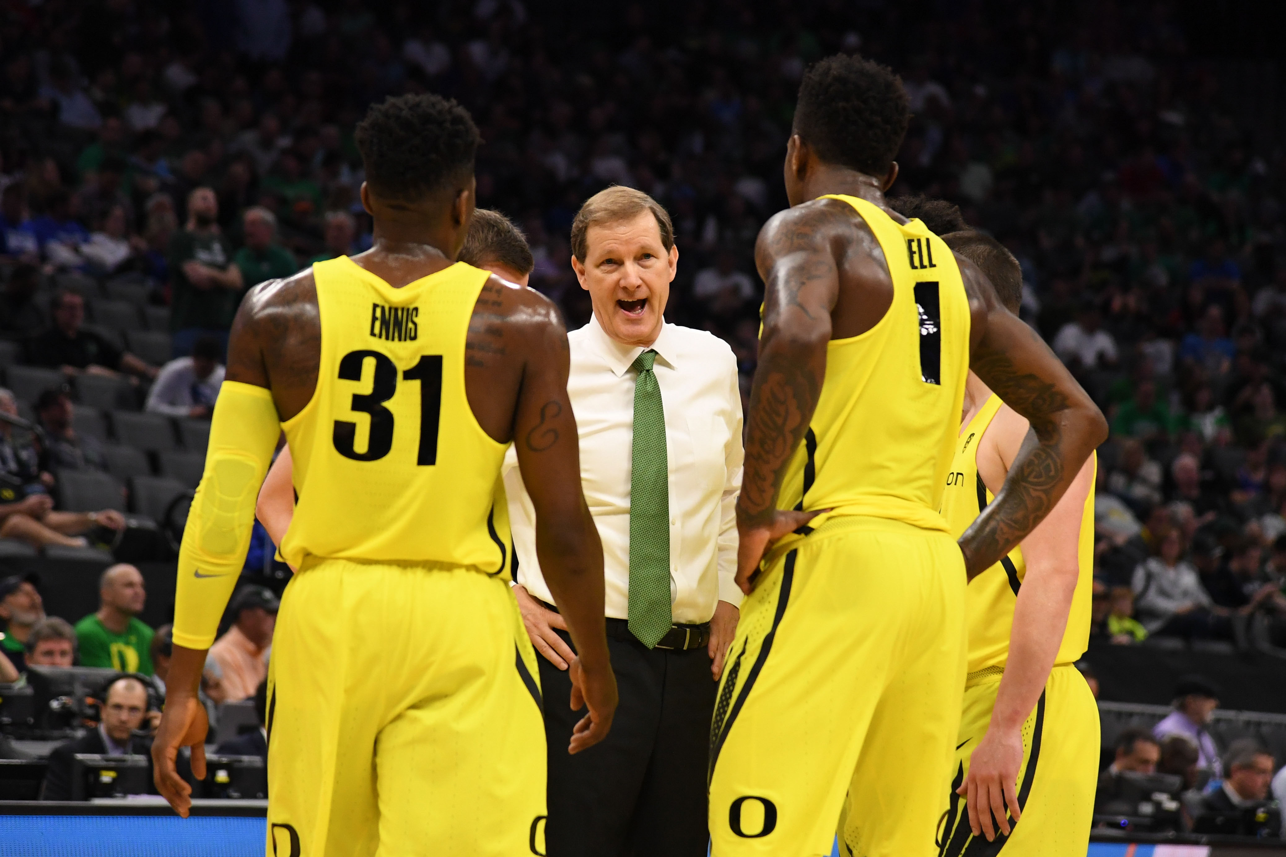Oregon Basketball Recr...