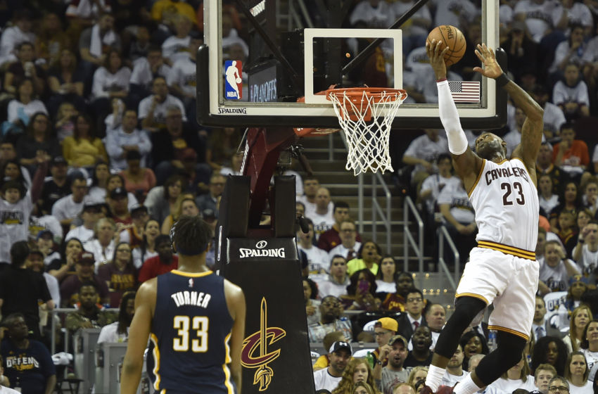 Game 2 Preview: Indiana Pacers at Cleveland Cavaliers