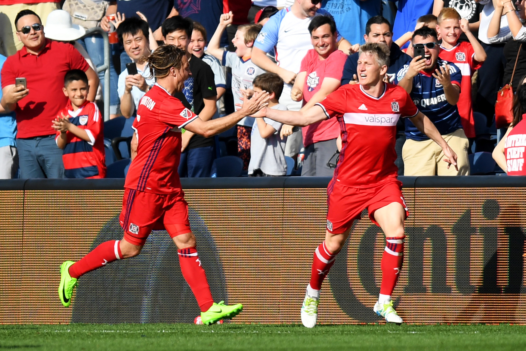 Toronto FC tops Chicago Fire 3-1