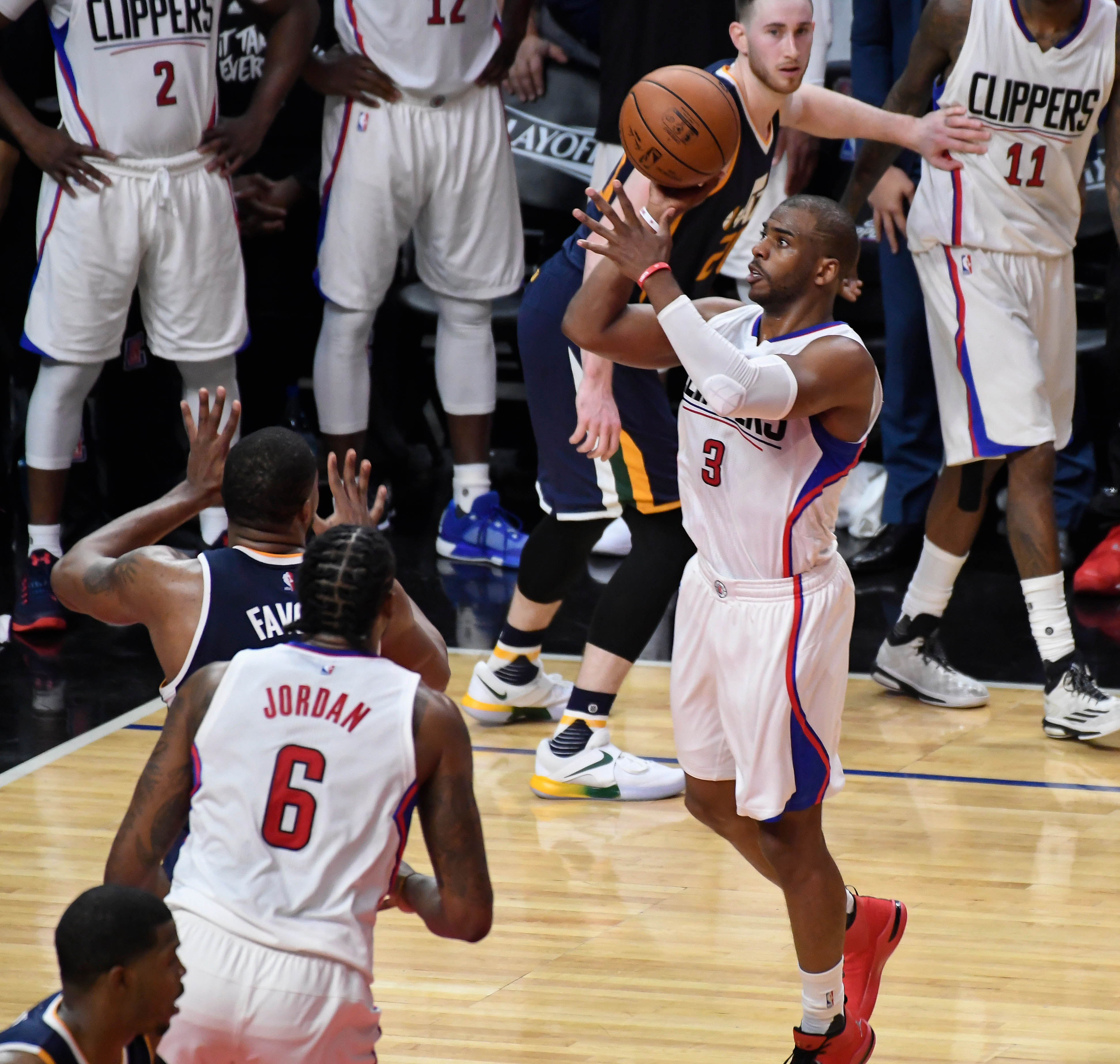 Los Angeles Clippers: 5 Takeaways From Game 1 Vs. Jazz