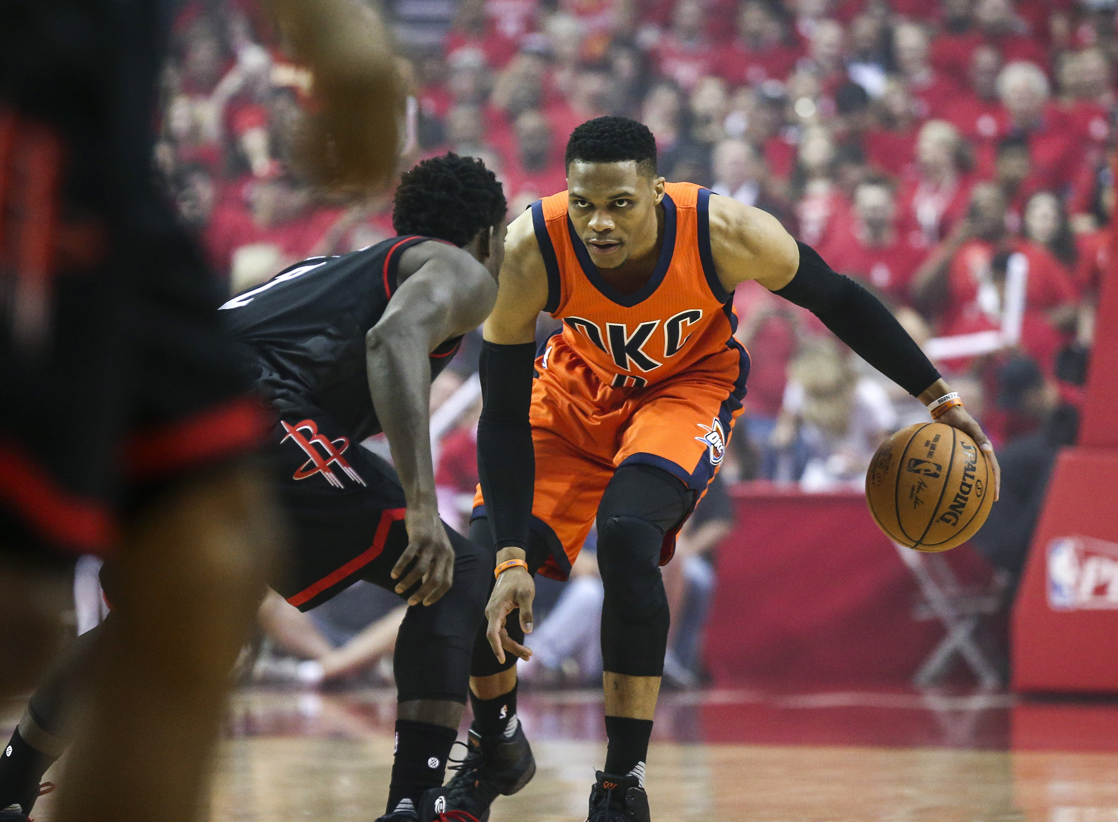 attending the oklahoma city thunders first round playoff game versus the houston rockets Nba playoff schedule 2017: thunder vs rockets apr 25 at houston game 6: apr 27 at oklahoma city array of offensive weapons during a first-round nba.