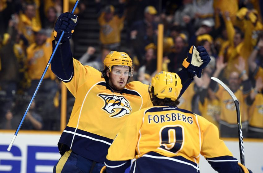 Image result for ryan johansen filip forsberg