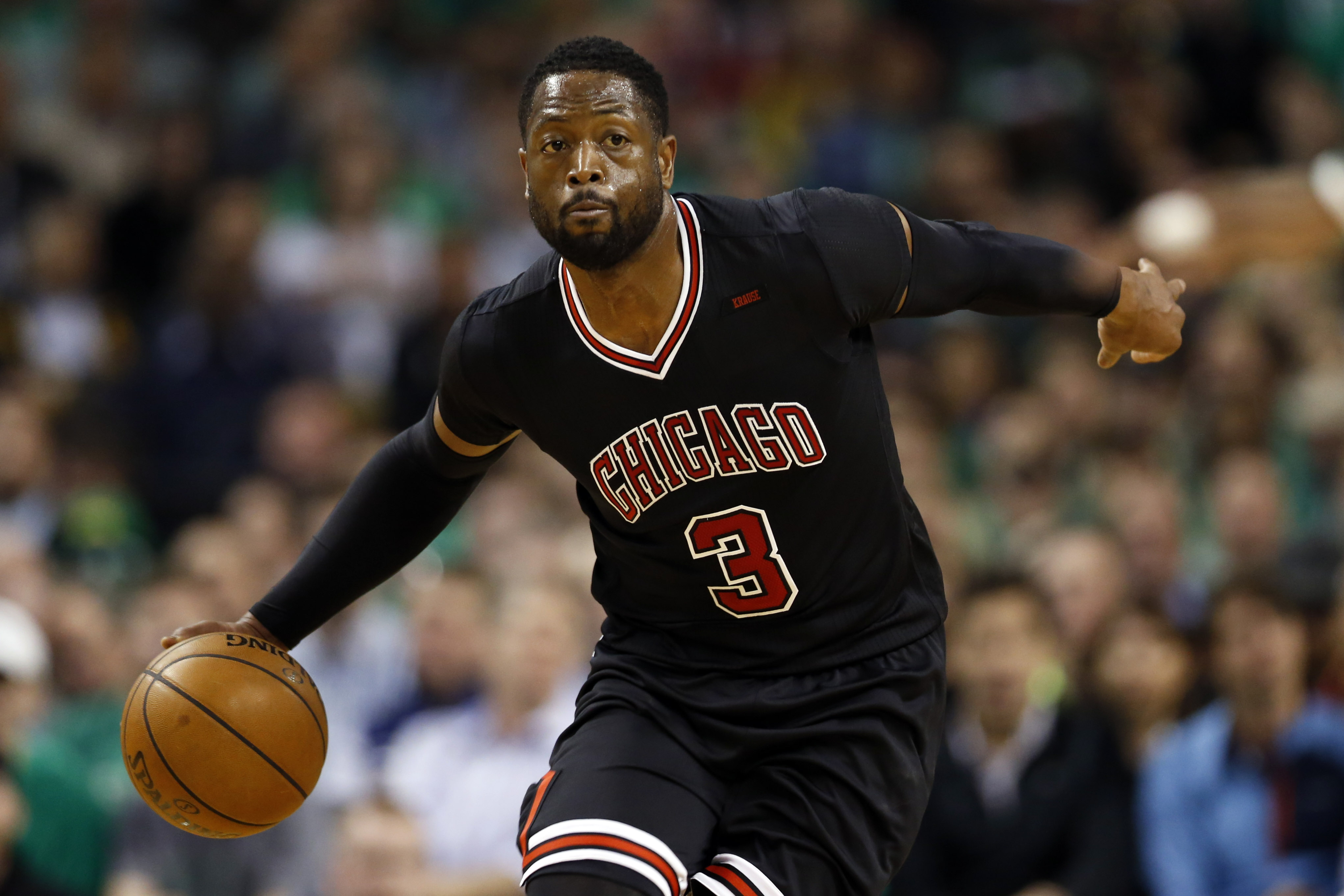 Chicago Bulls player reviews for 2016-17 season: Dwyane Wade
