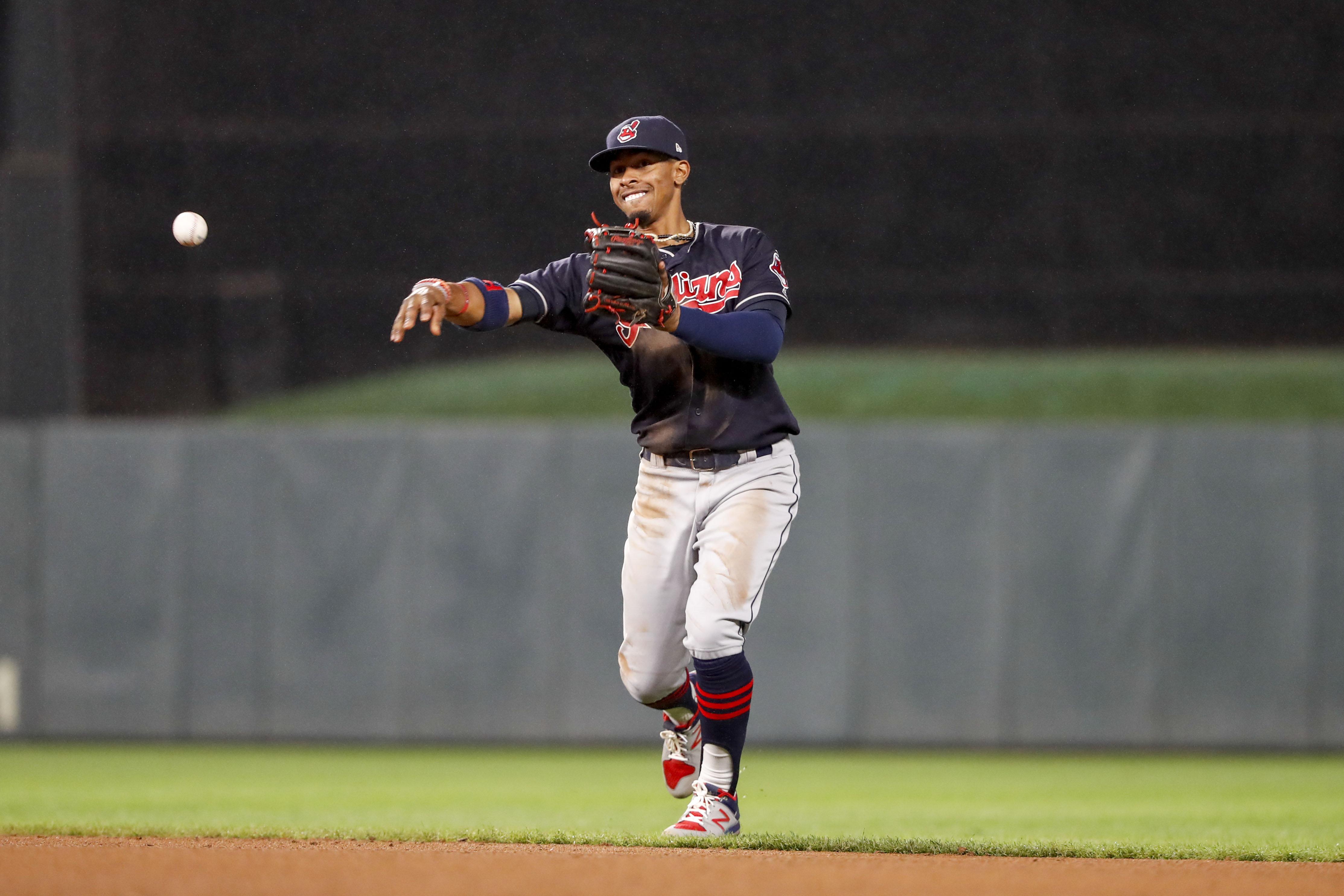 Cleveland Indians: Cleveland Indians: Francisco Lindor Ranked Best Player On