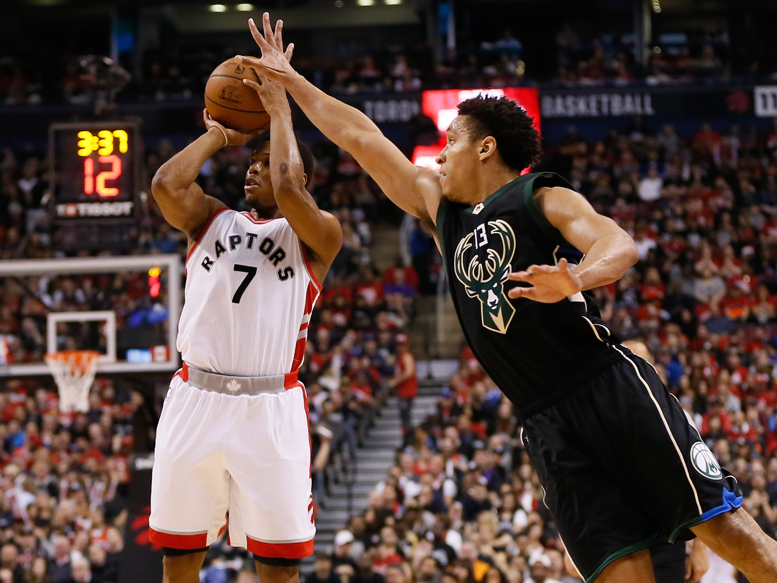 2017 NBA Playoffs Roundup, Day 4: Lowry Lives, Rondo Renaissance And Utah Misses Gobert