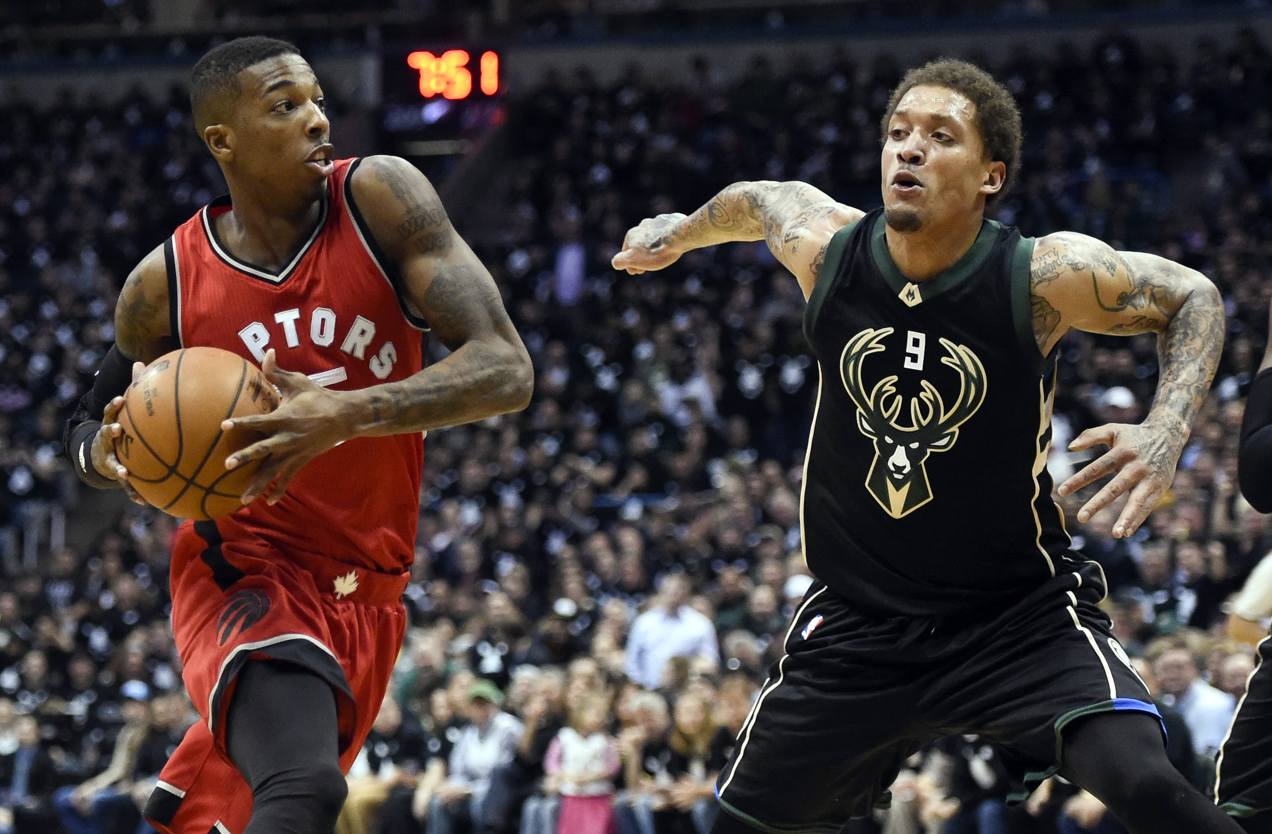 Toronto Raptors: Toronto Raptors 2016-17 Player Grades: The Youngsters