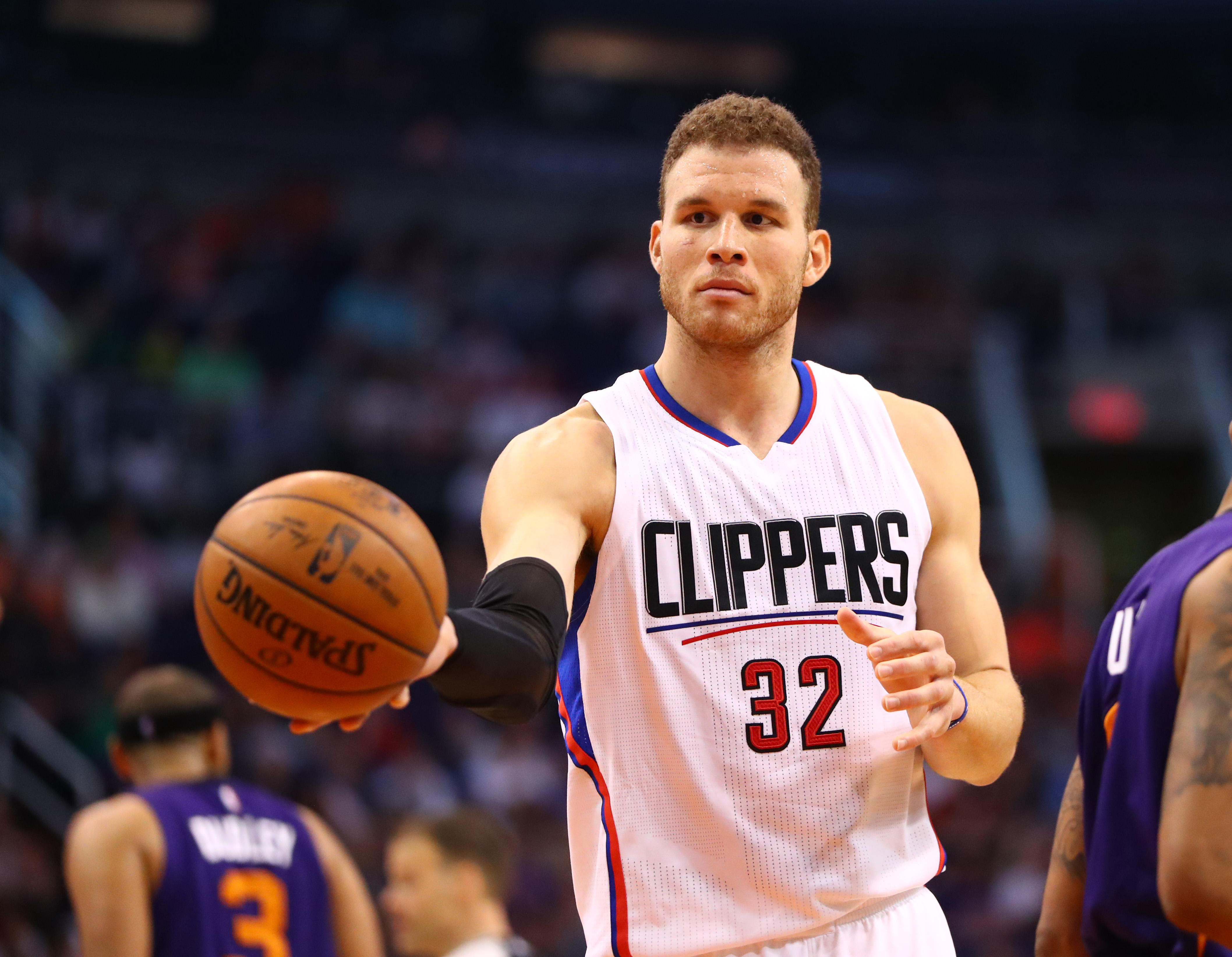 Blake Griffin will likely become a free agent. While he'll garner ... Matt Barnes Clippers 2017
