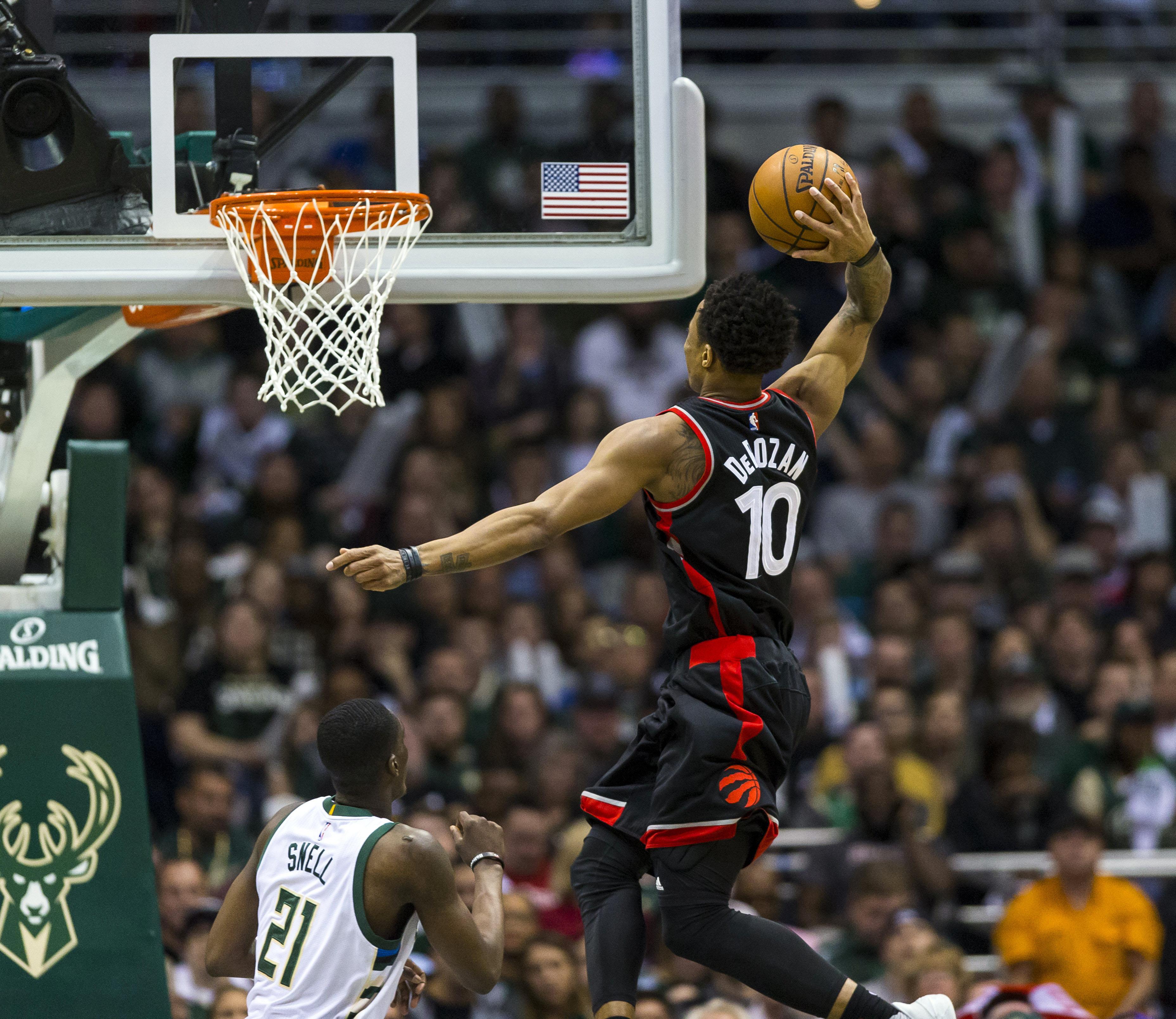 Toronto Raptors 2016-17 Player Grades: The Starters