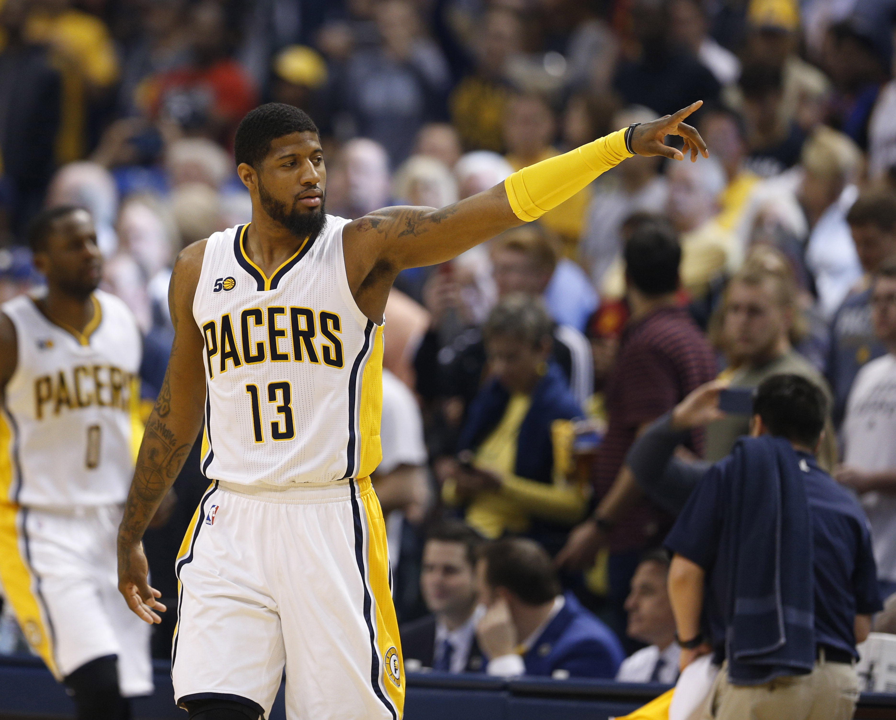 Los Angeles Lakers cannot panic at latest Paul George rumors – Lake Show Life