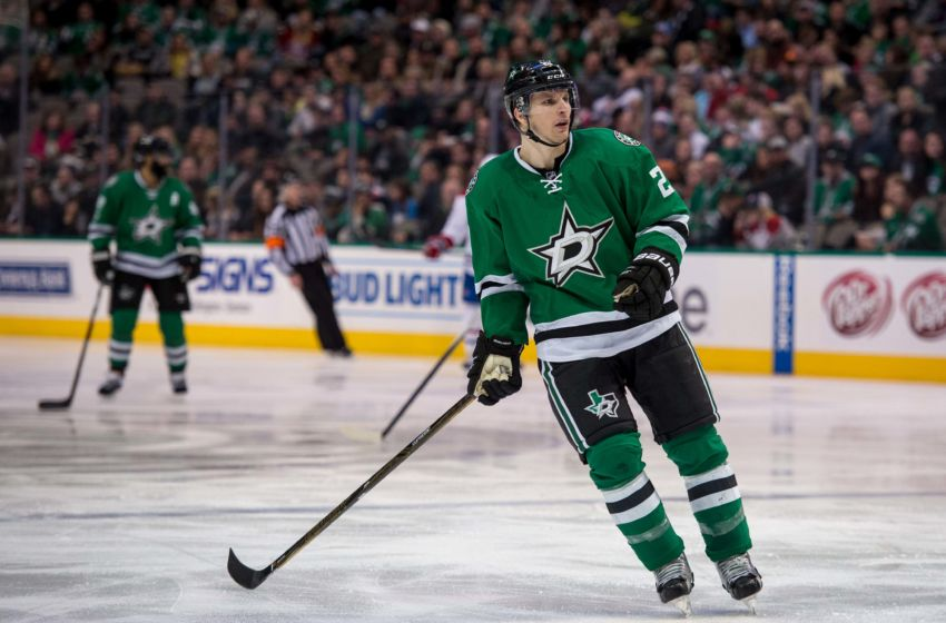 Dallas stars must protect antoine roussel from expansion draft for Interieur sport antoine roussel