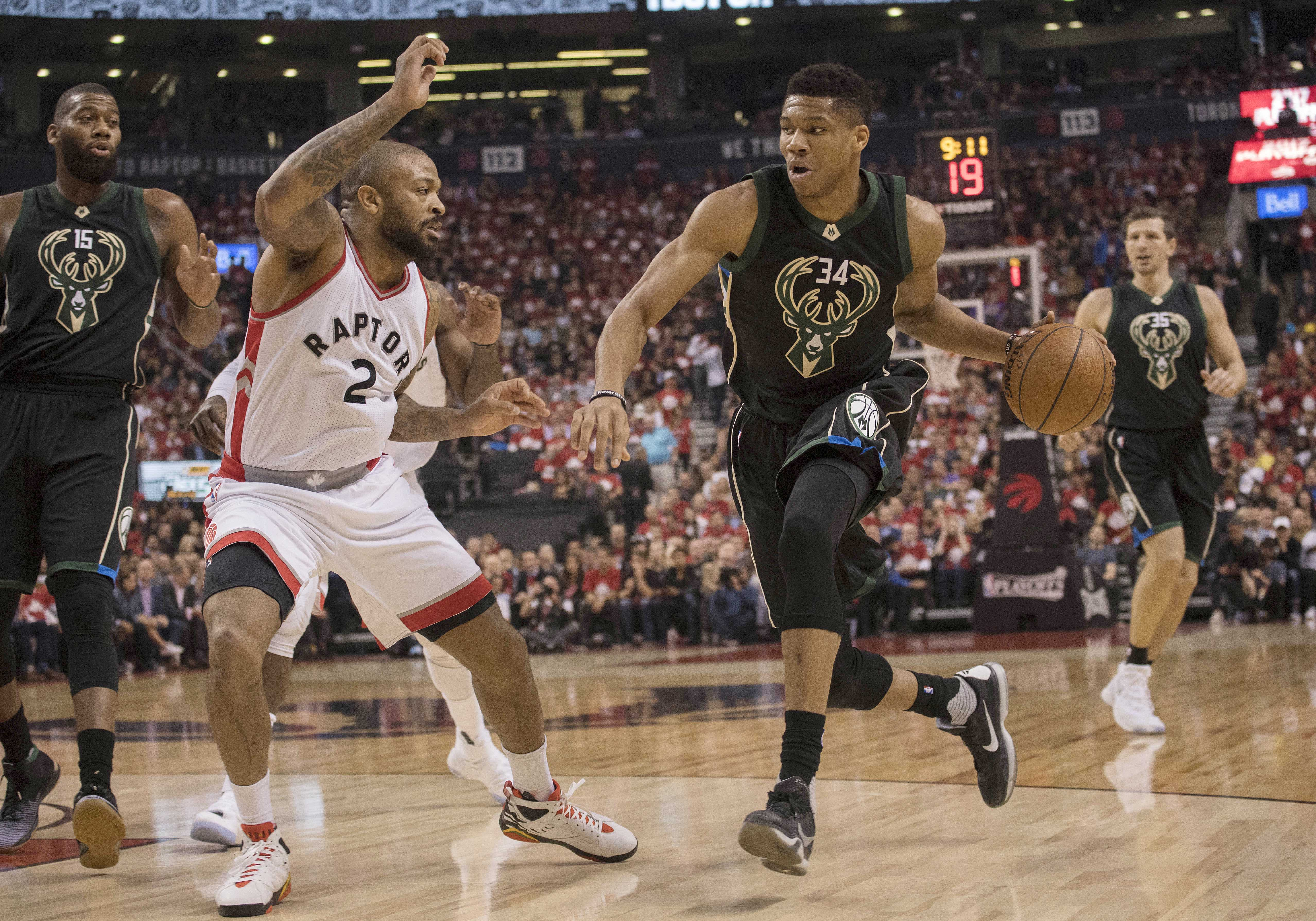 Bucks on the rise after strong finish to season
