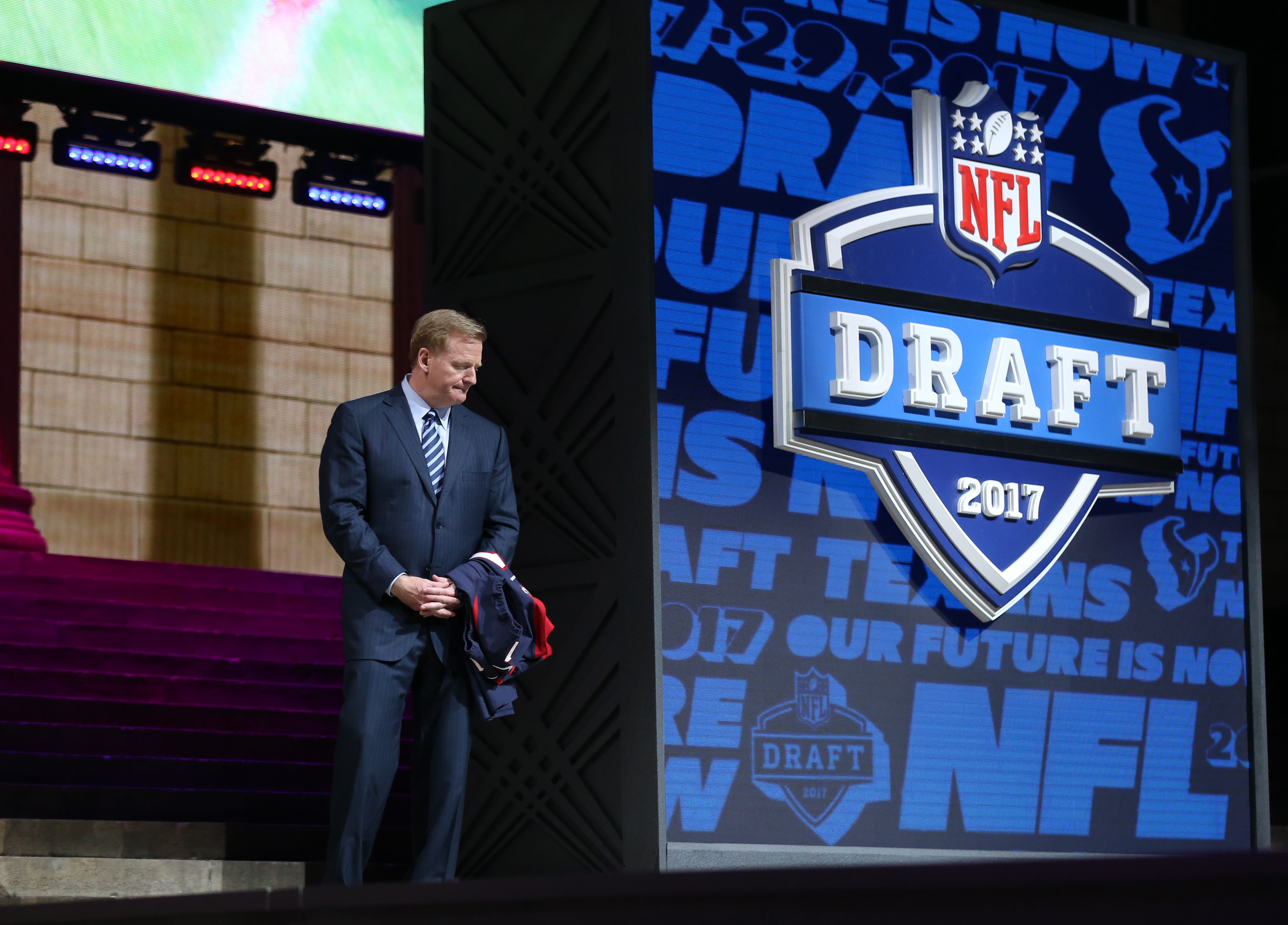 what day is the nfl draft nfl all pro