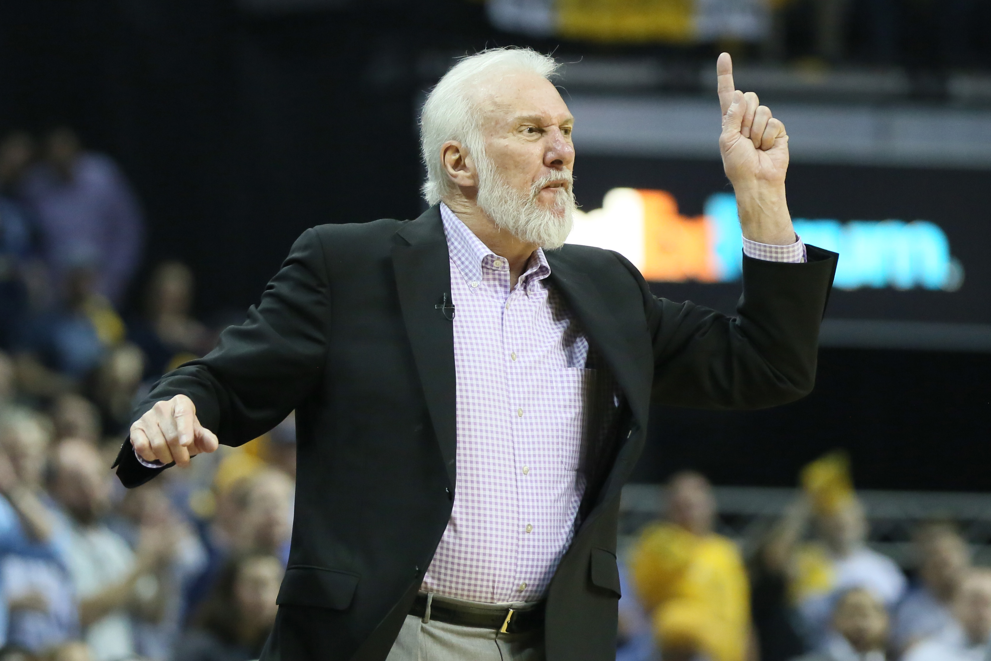 Gregg Popovich Calls Out Spurs For Poor Offensive First